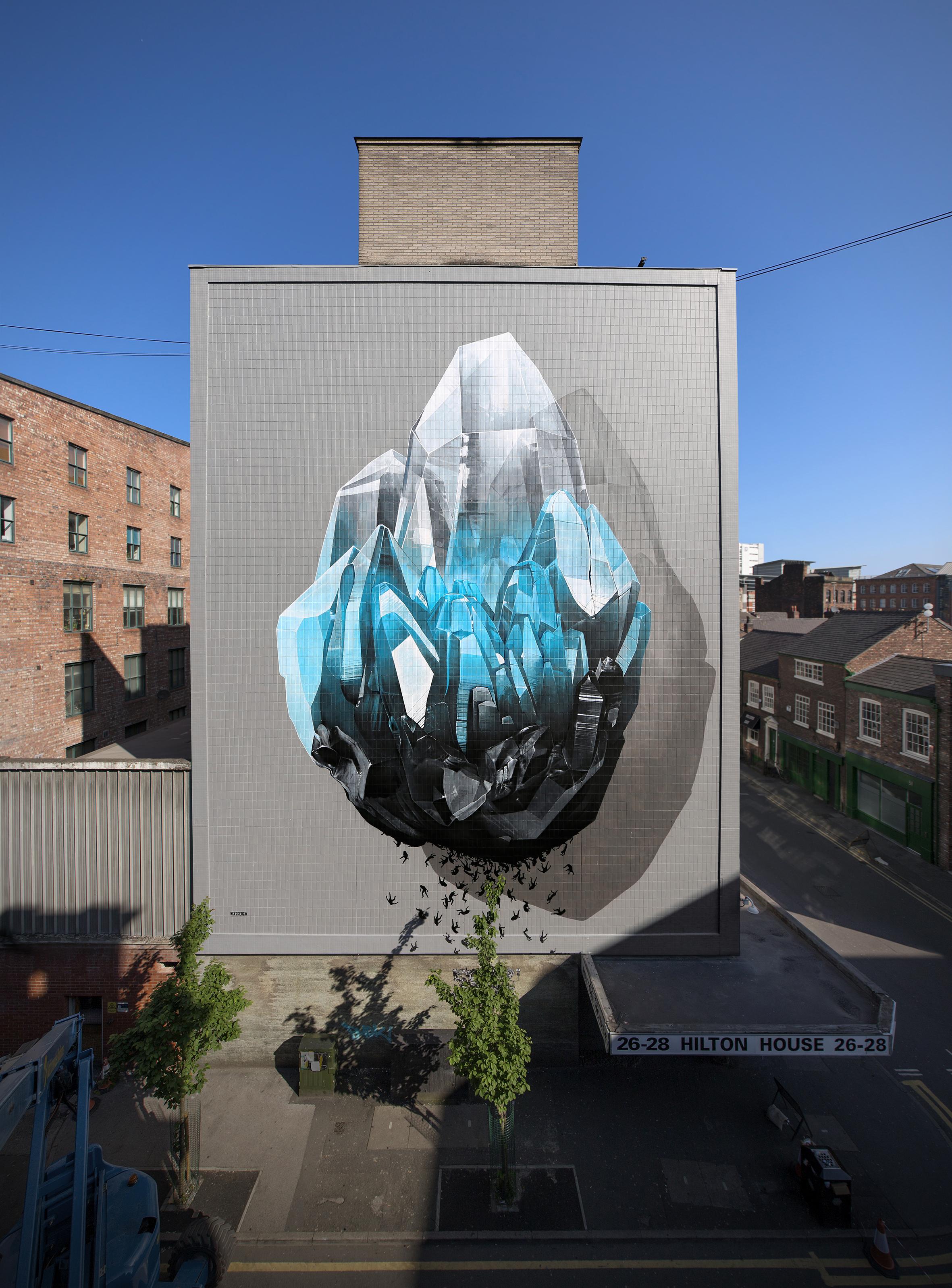 NEVERCREW  Street Art