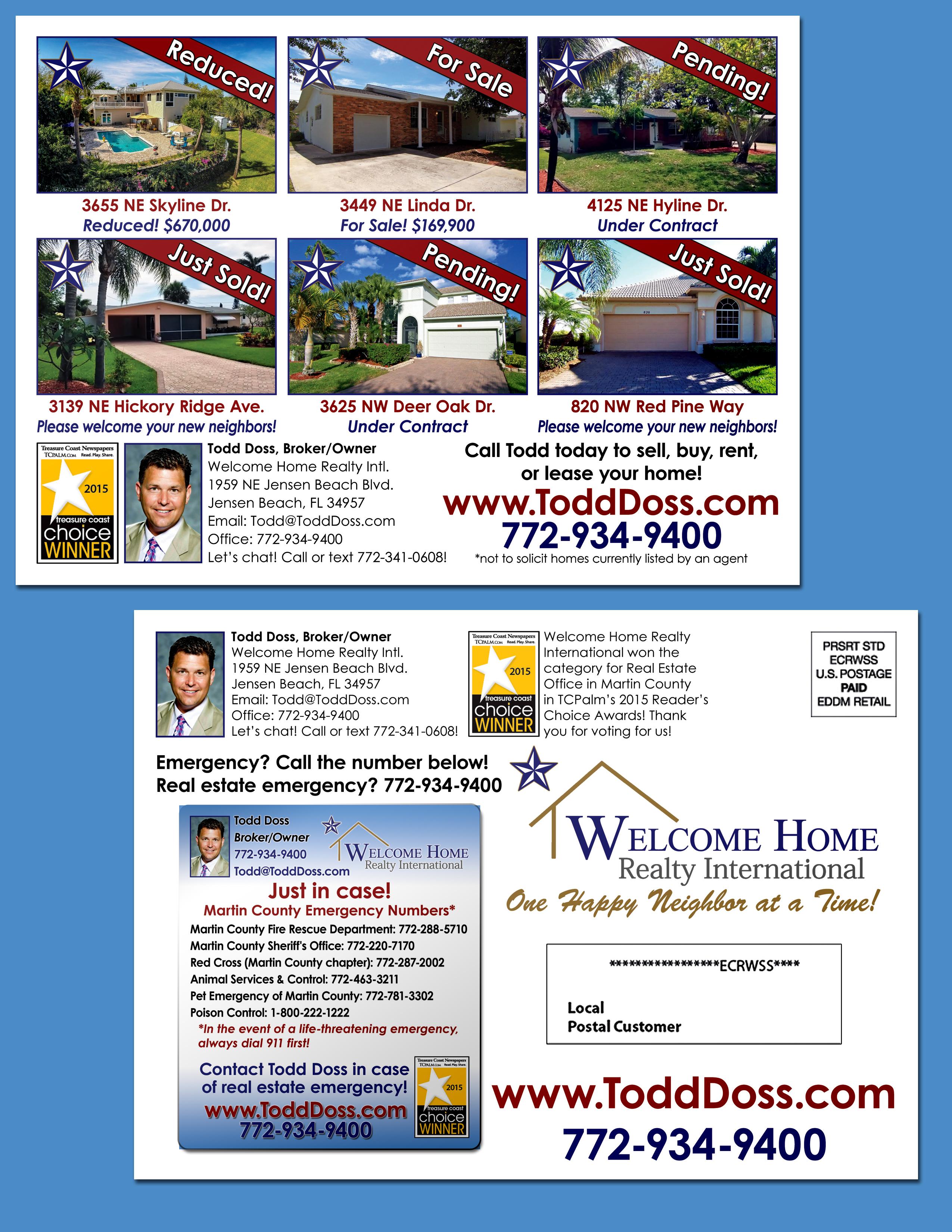 Wel e Home Realty International on Behance