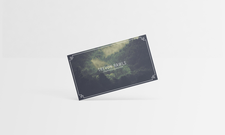 Trevon Rawls - Personal Business Card