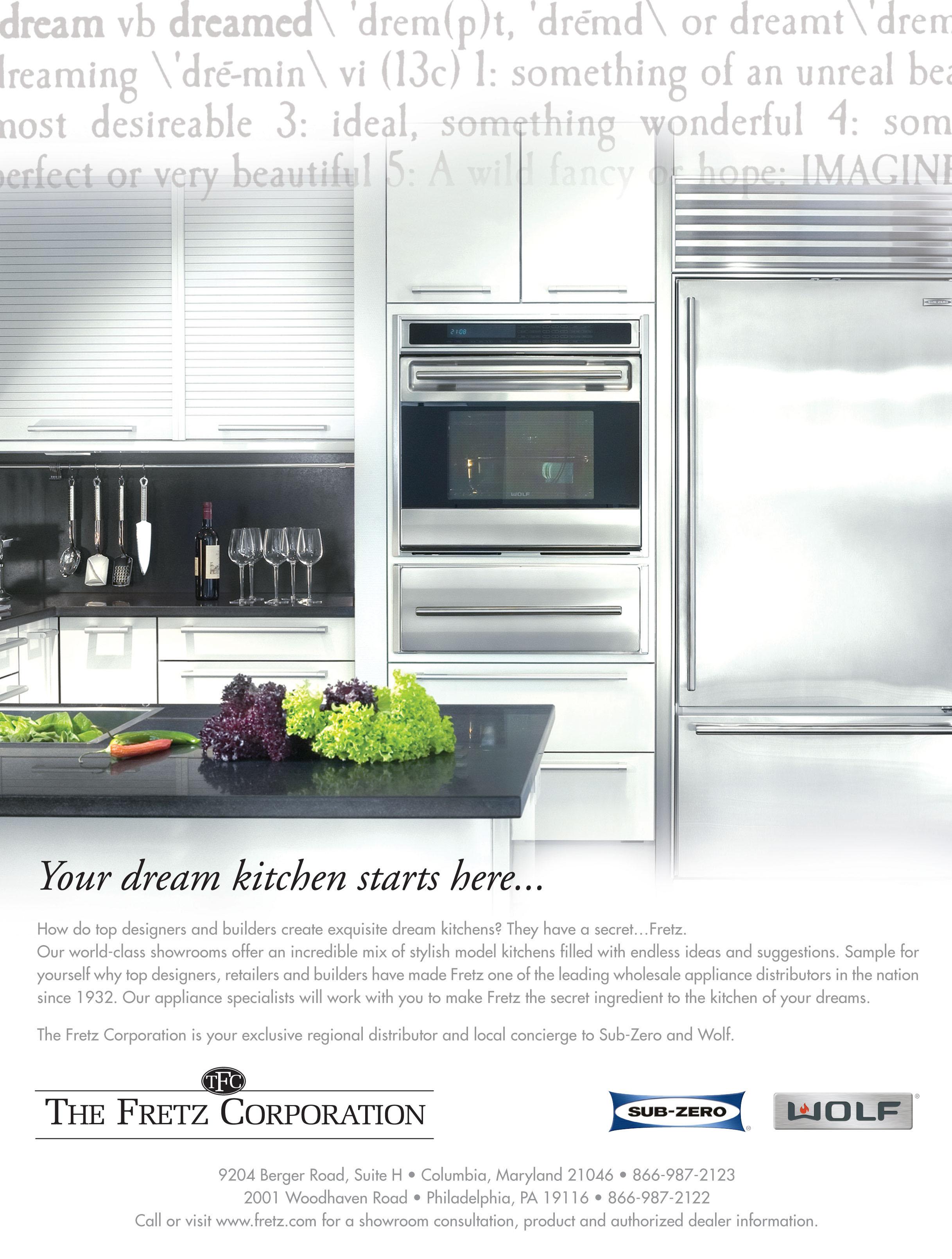 The Fretz Corporation Ad Series On Behance