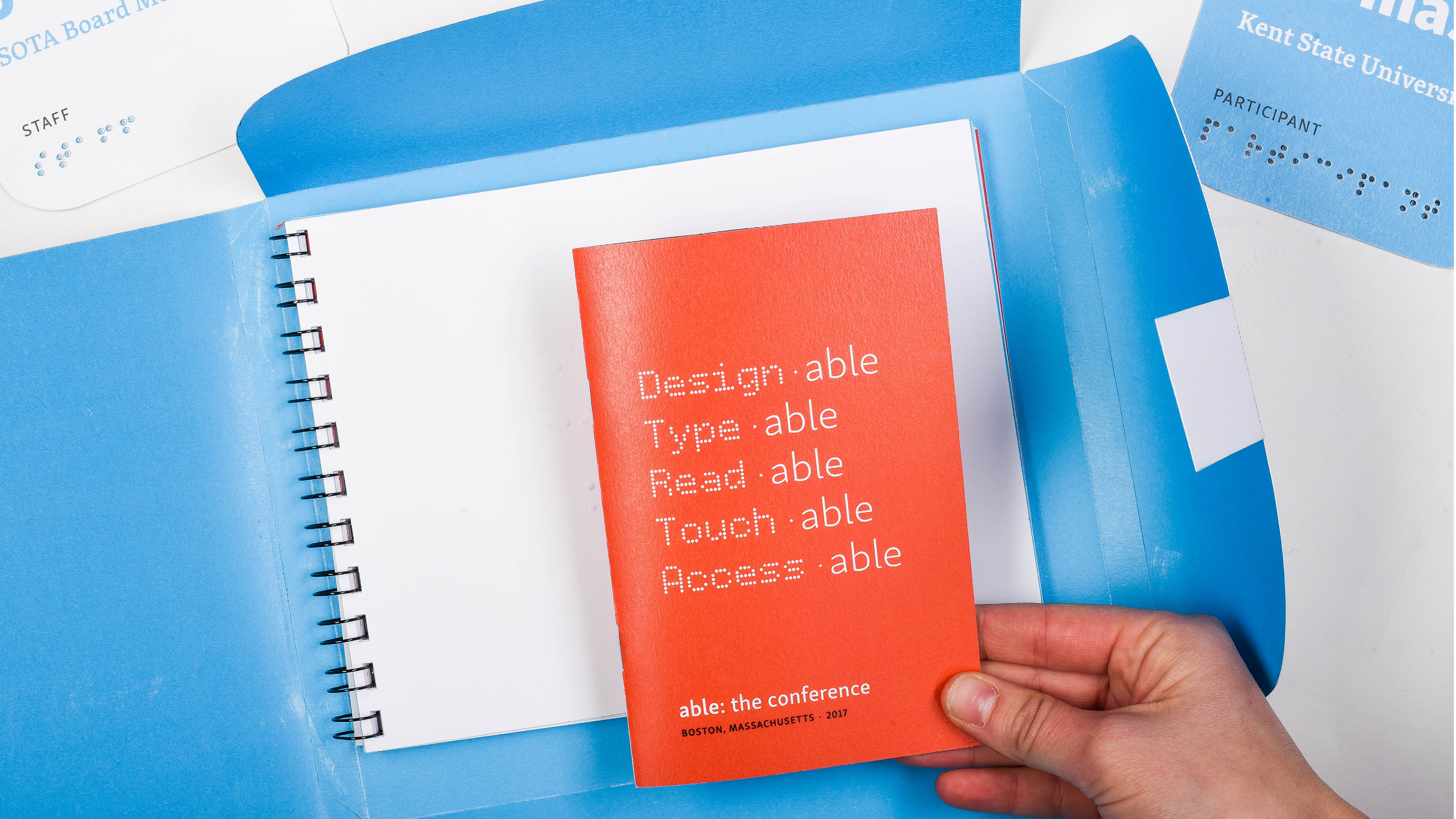 Able: Conference Branding on Behance