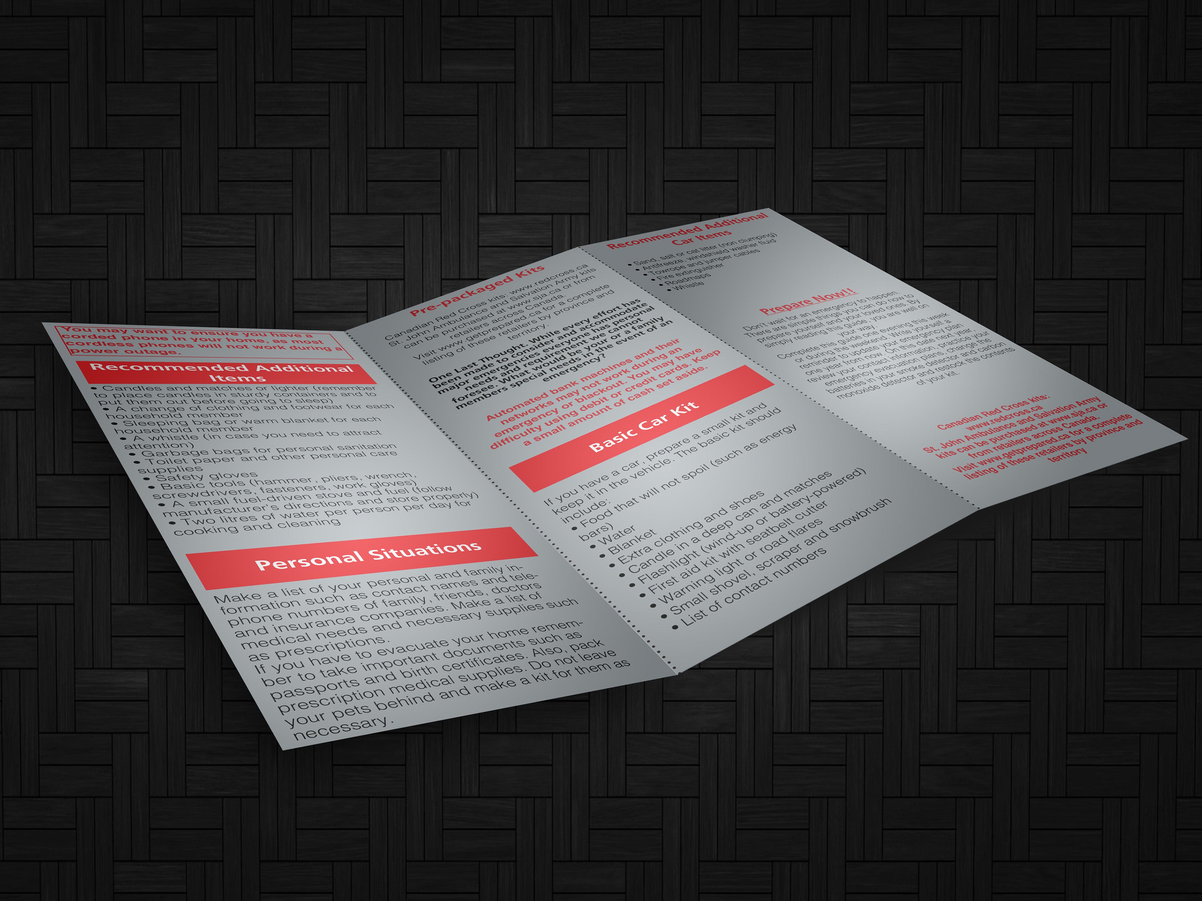 72 hrs tri fold brochure on behance solutioingenieria Gallery