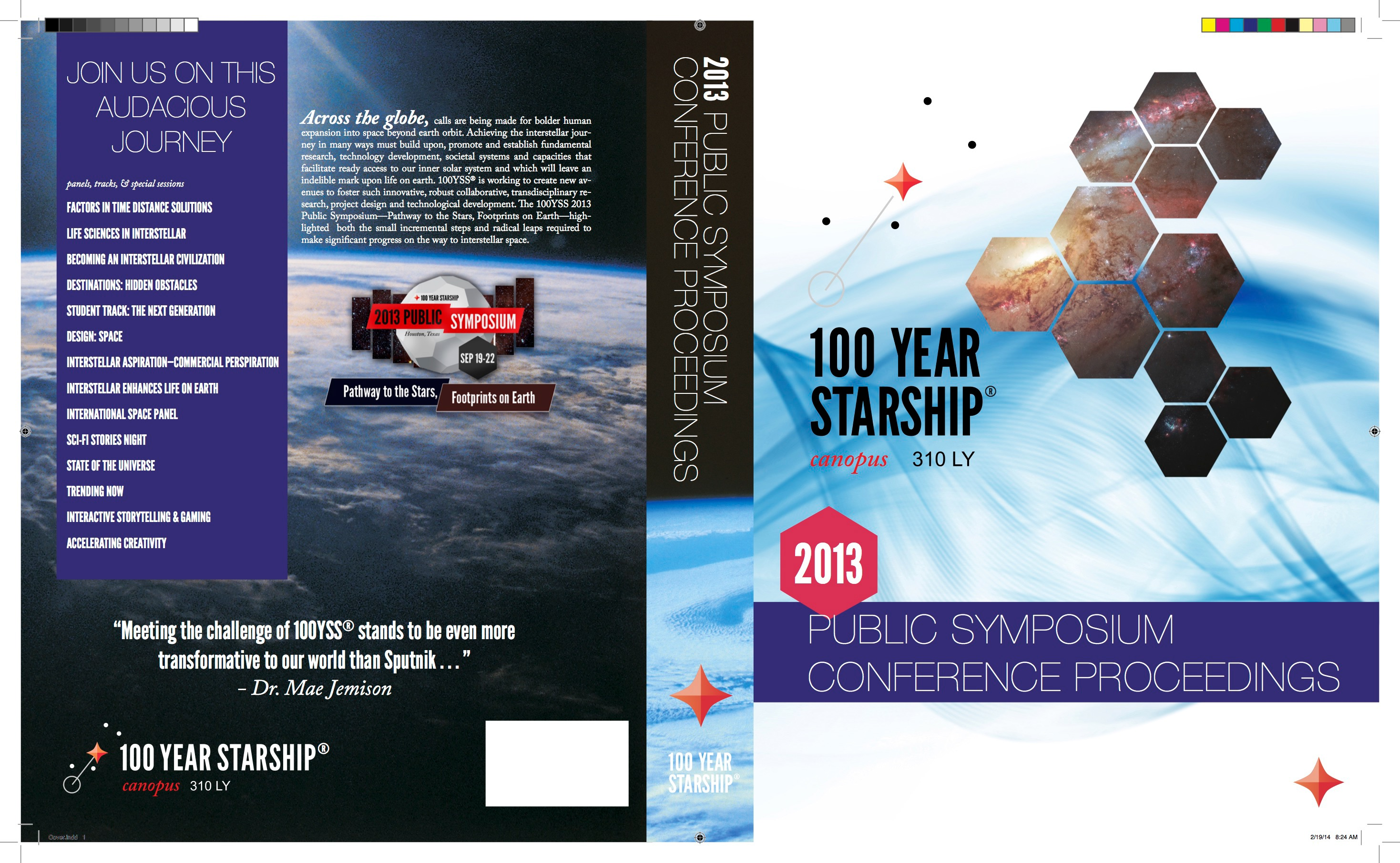 Symposium Conference Proceedings, 2012-2015