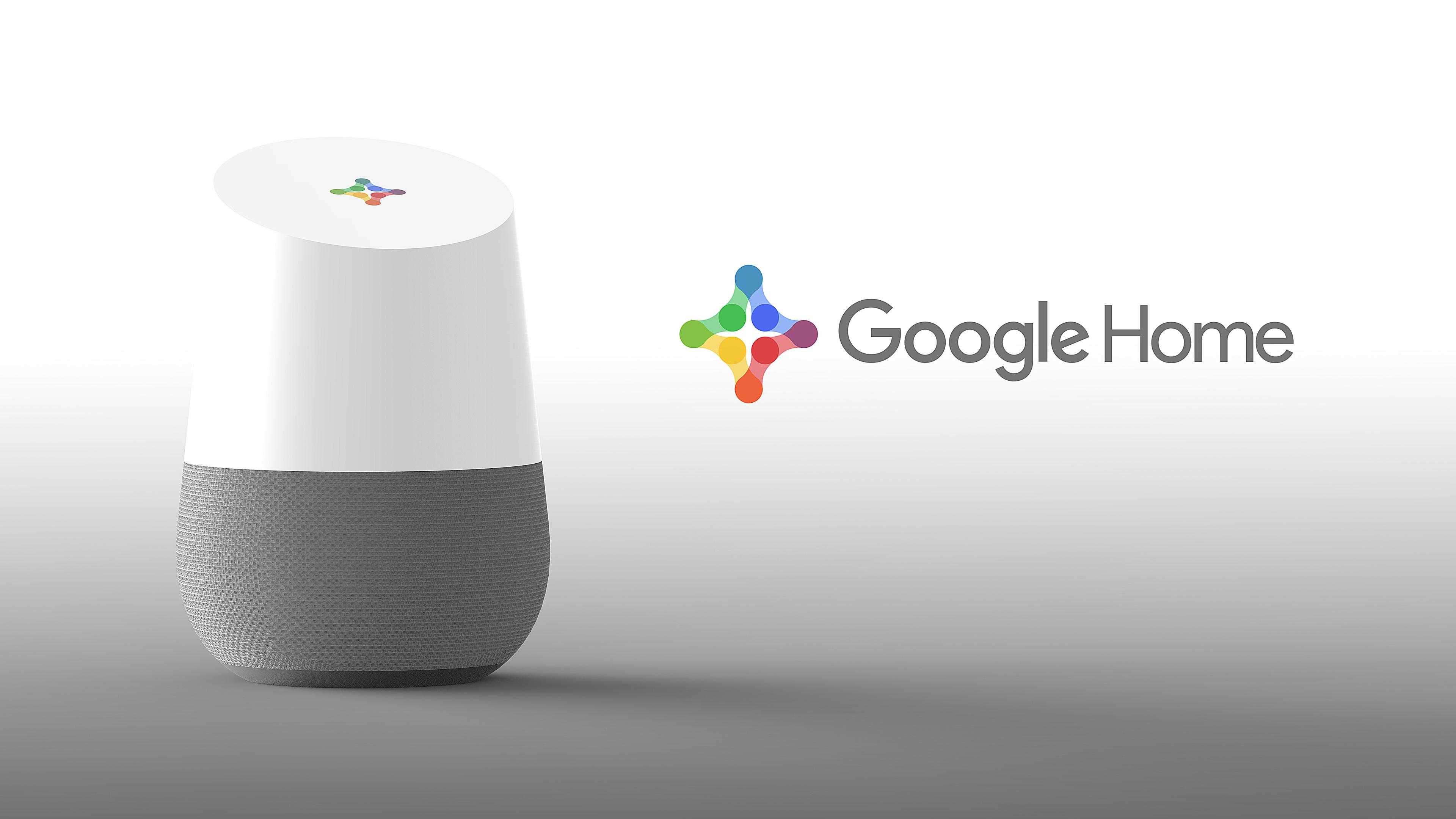 Peter Farago - GoogleHome Logo