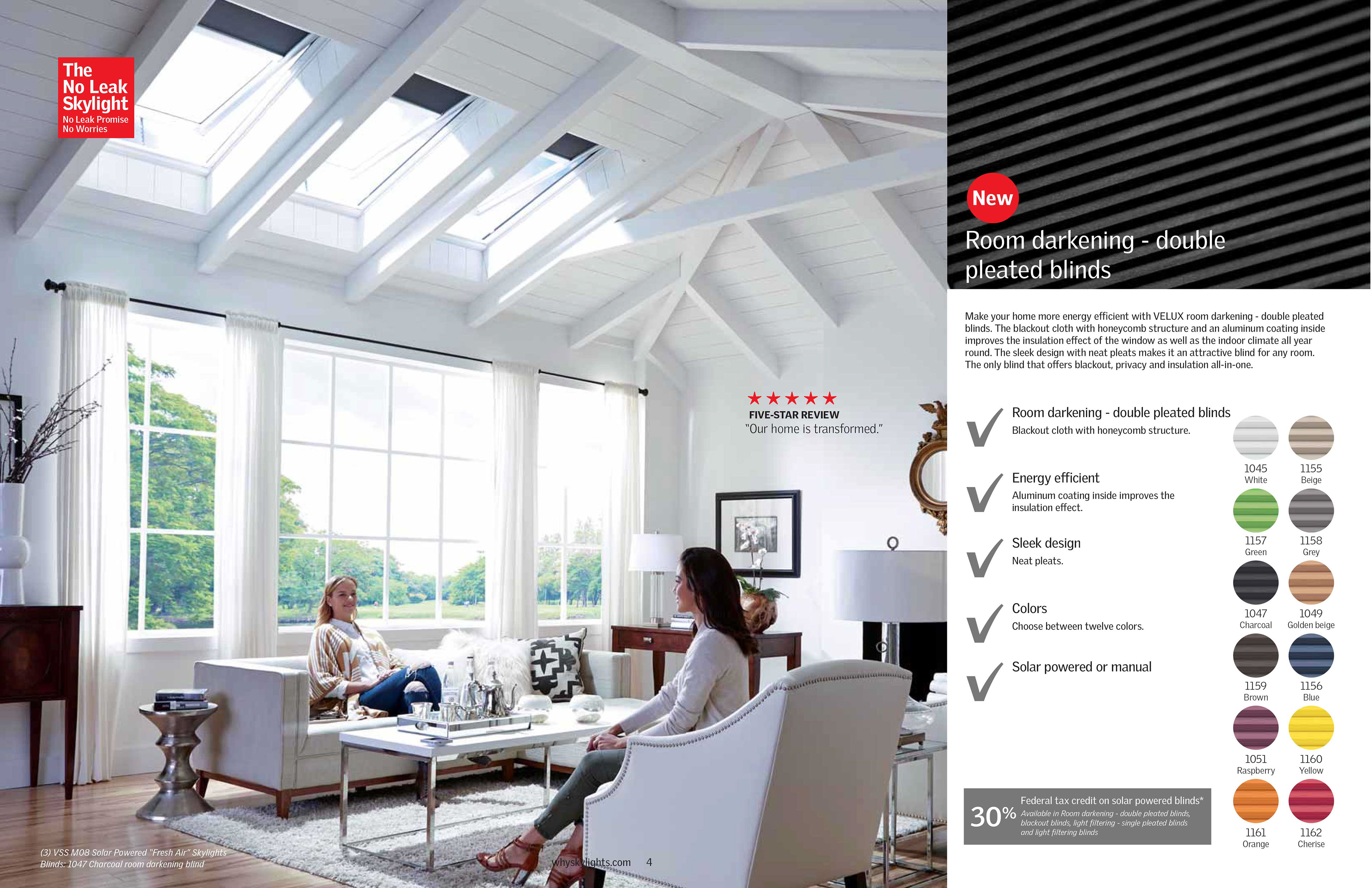 shawn bolick velux residential catalog. Black Bedroom Furniture Sets. Home Design Ideas