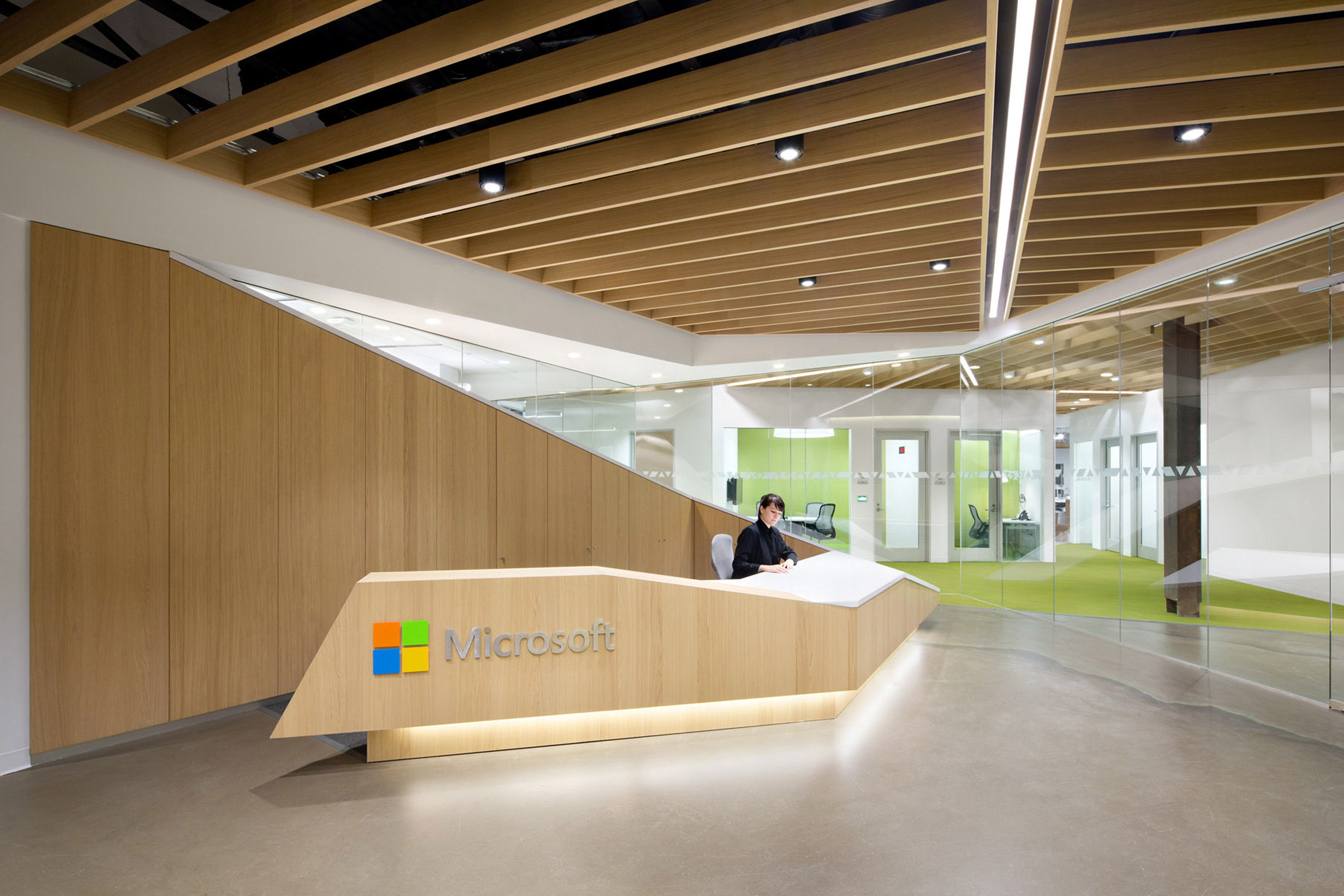 Microsoft Canada Excellence Centre On Behance