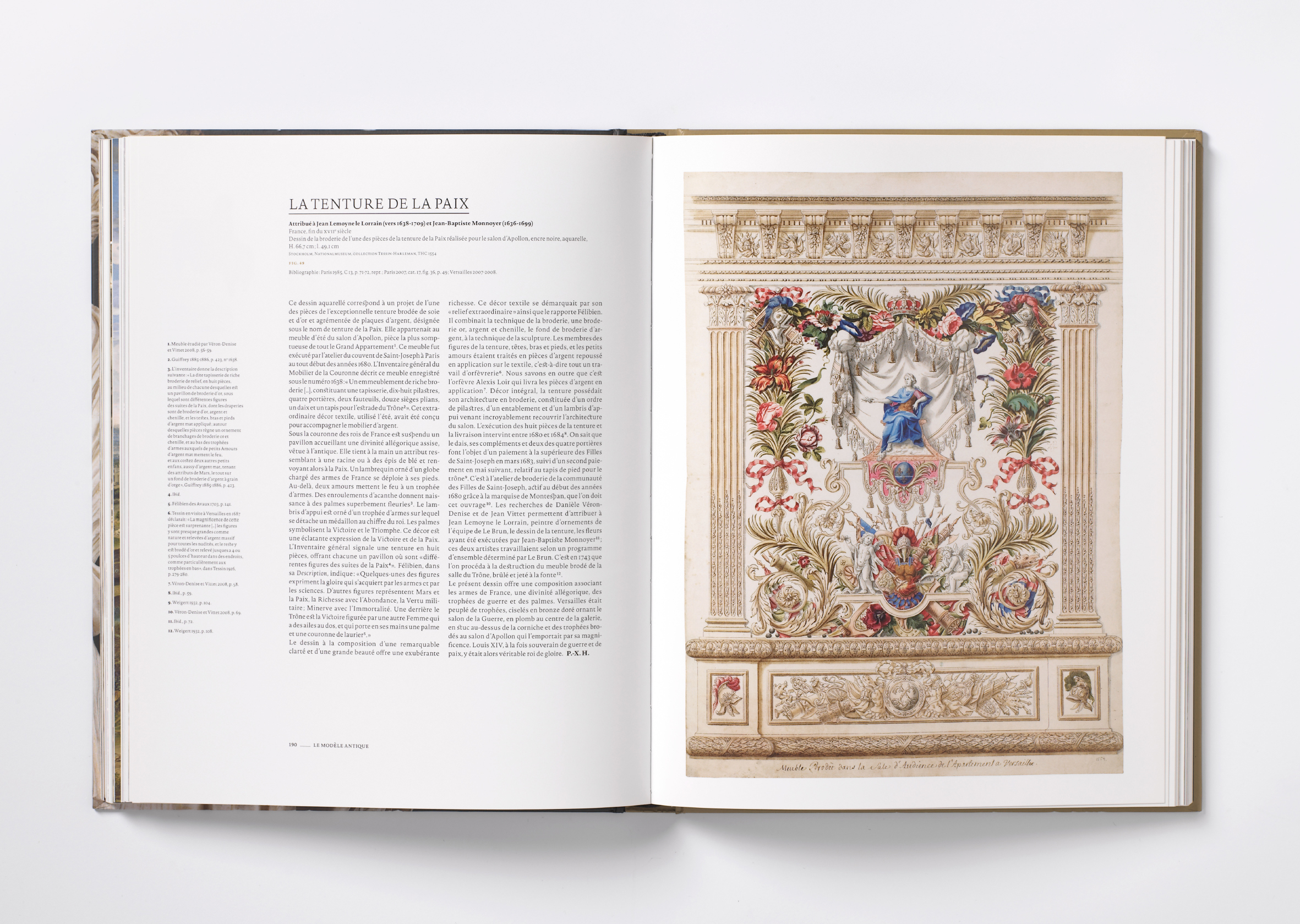 Versailles Et L Antique On Behance