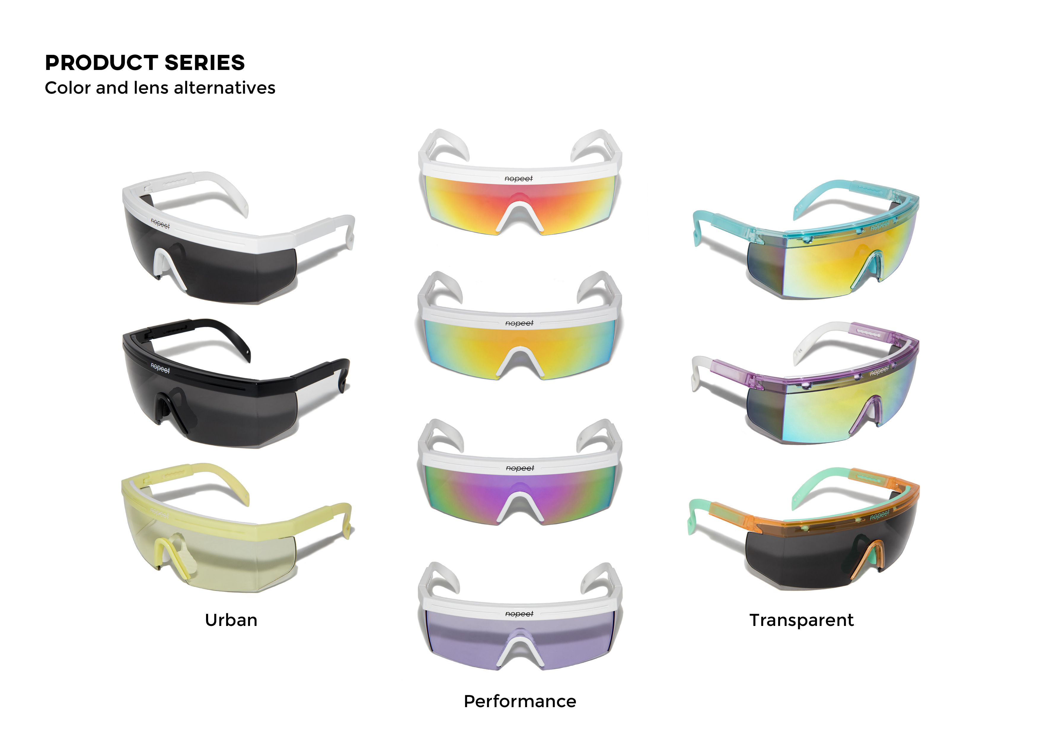 adc4aa5b69 Nopeet 2025 - Performance Eyewear on Behance