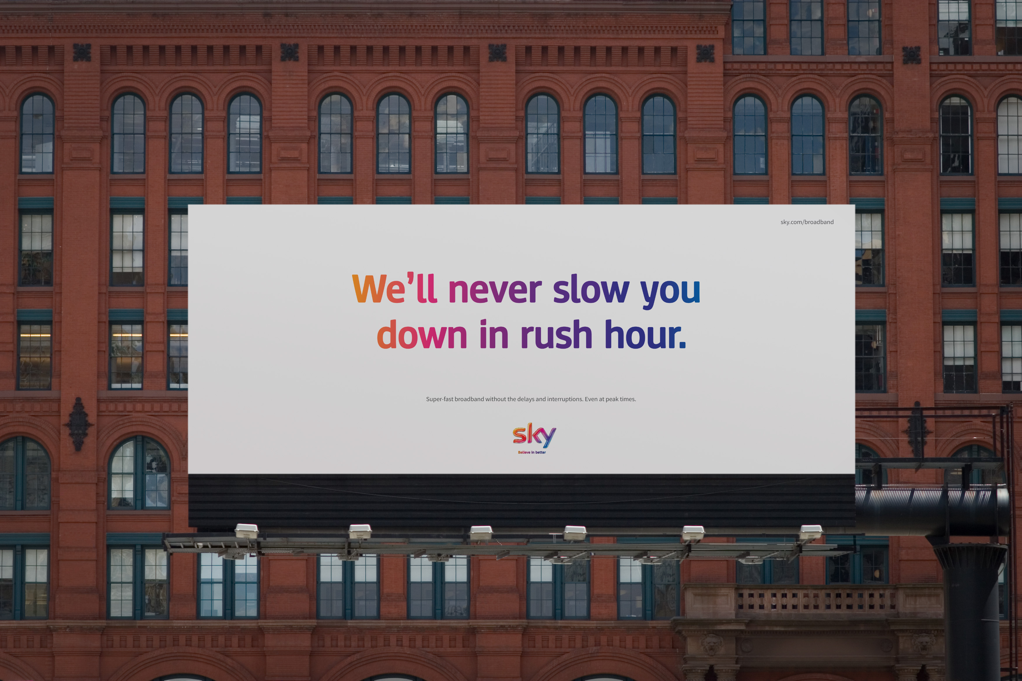 You re In Control D&AD Sky Integrated Campaign on Behance