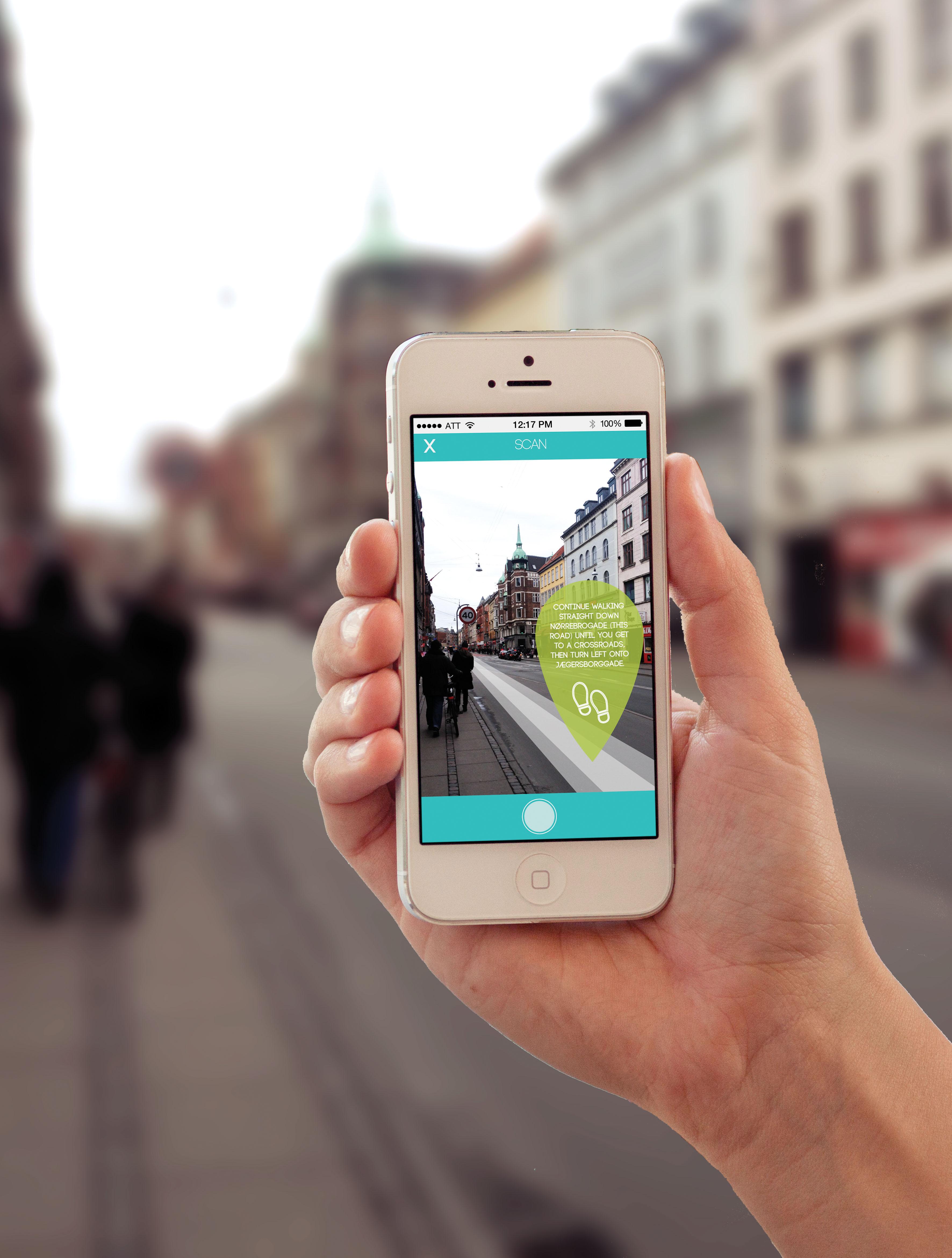 Access photos on iphone