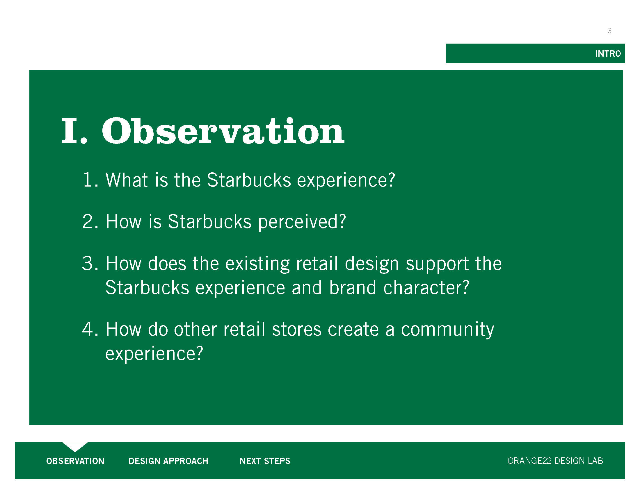 starbucks brand strategy experience design on