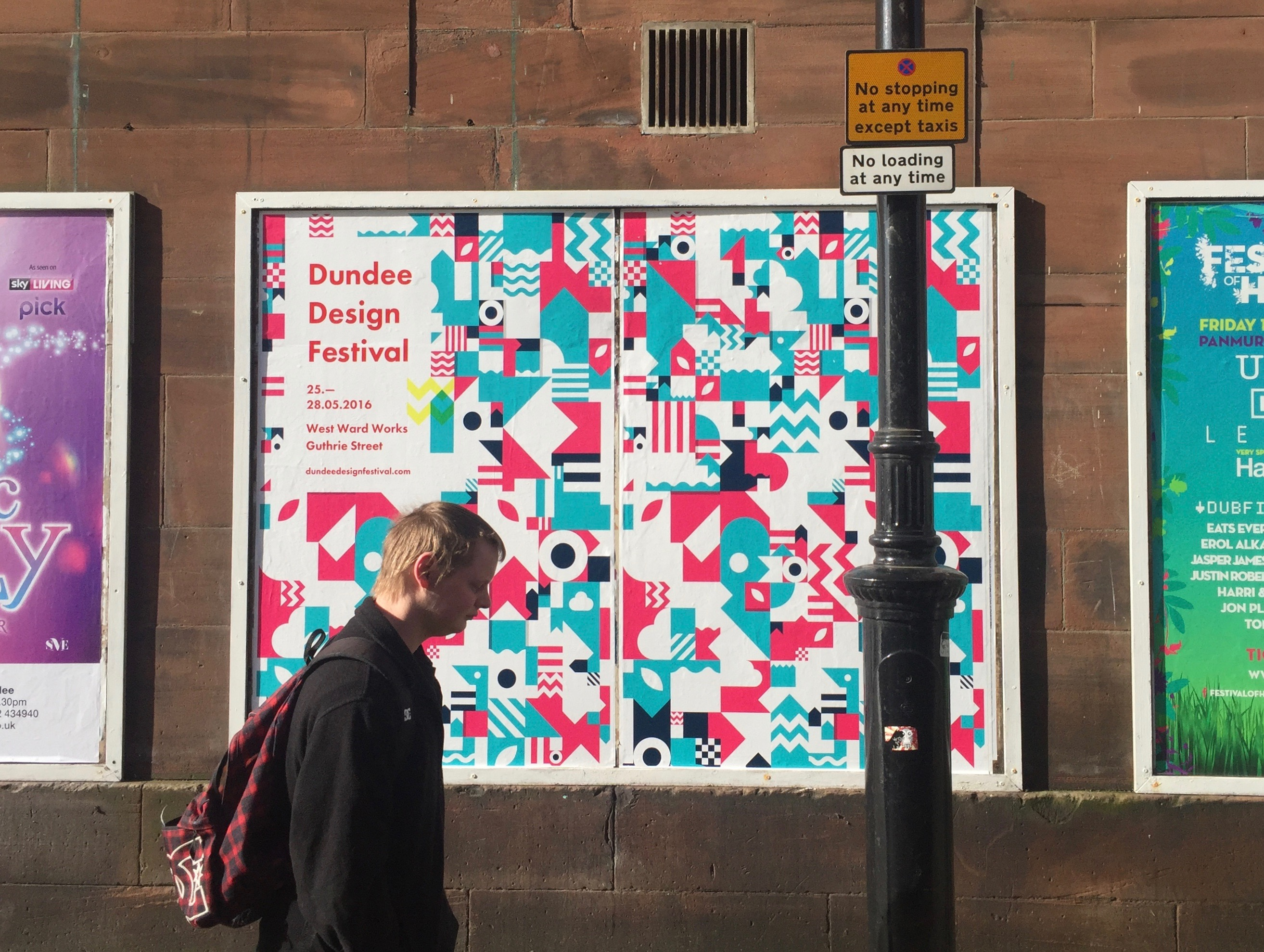 Dundee Design Festival Posters