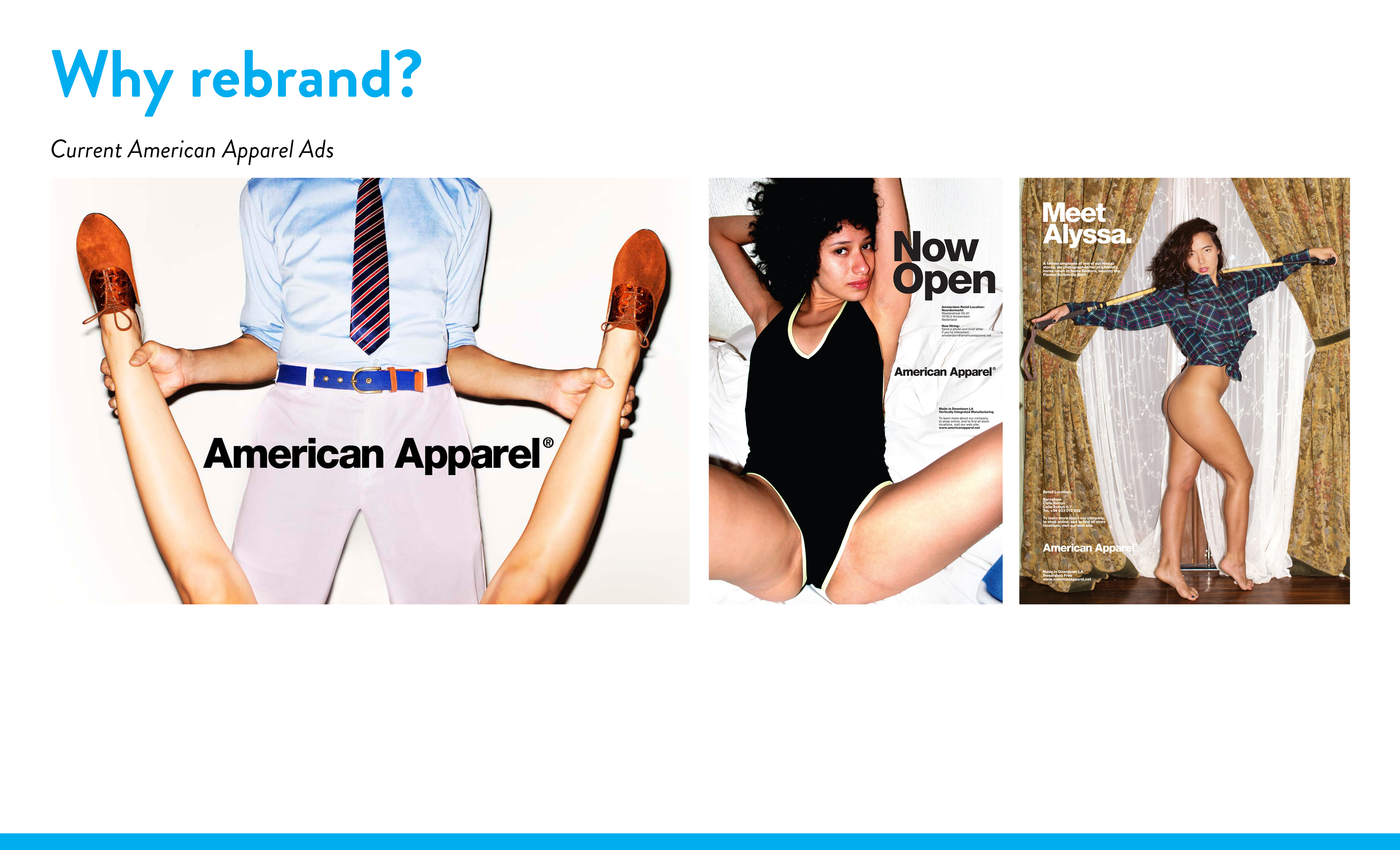 the second life strategy of american apparel Strategic corporate development history of american apparel the strategy will take where products are regularly reaching the mature phase in the life.