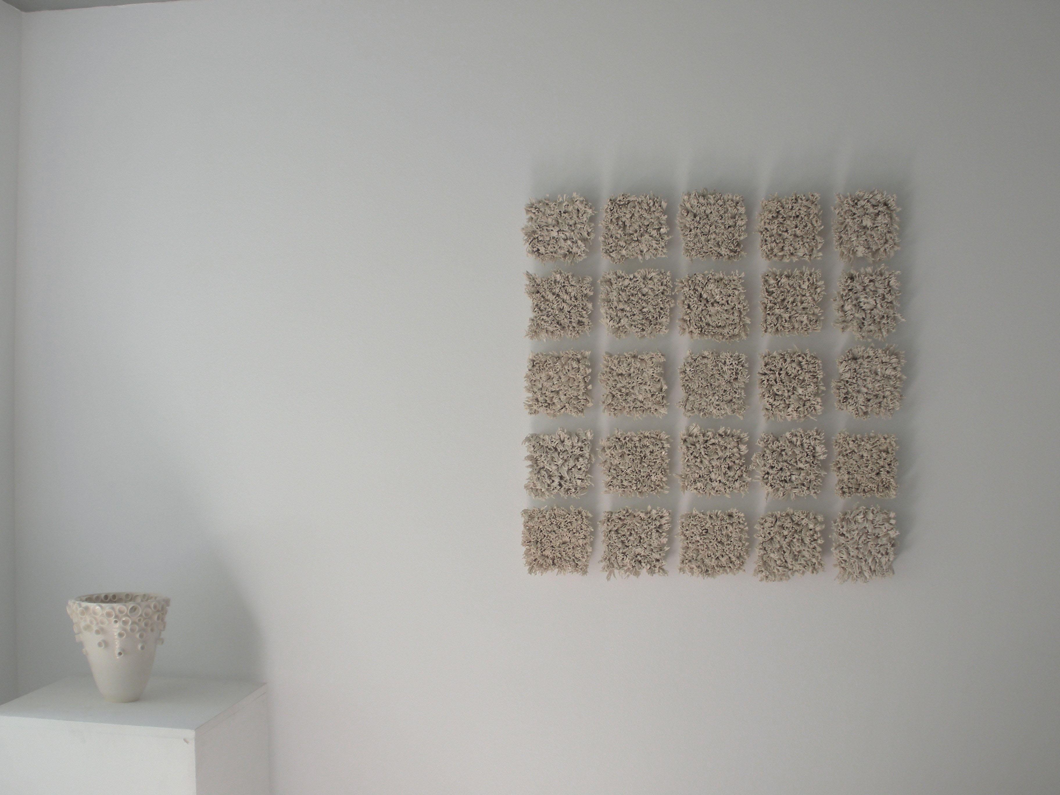 BLOOM, Ceramic Tile Wall Installation on Behance