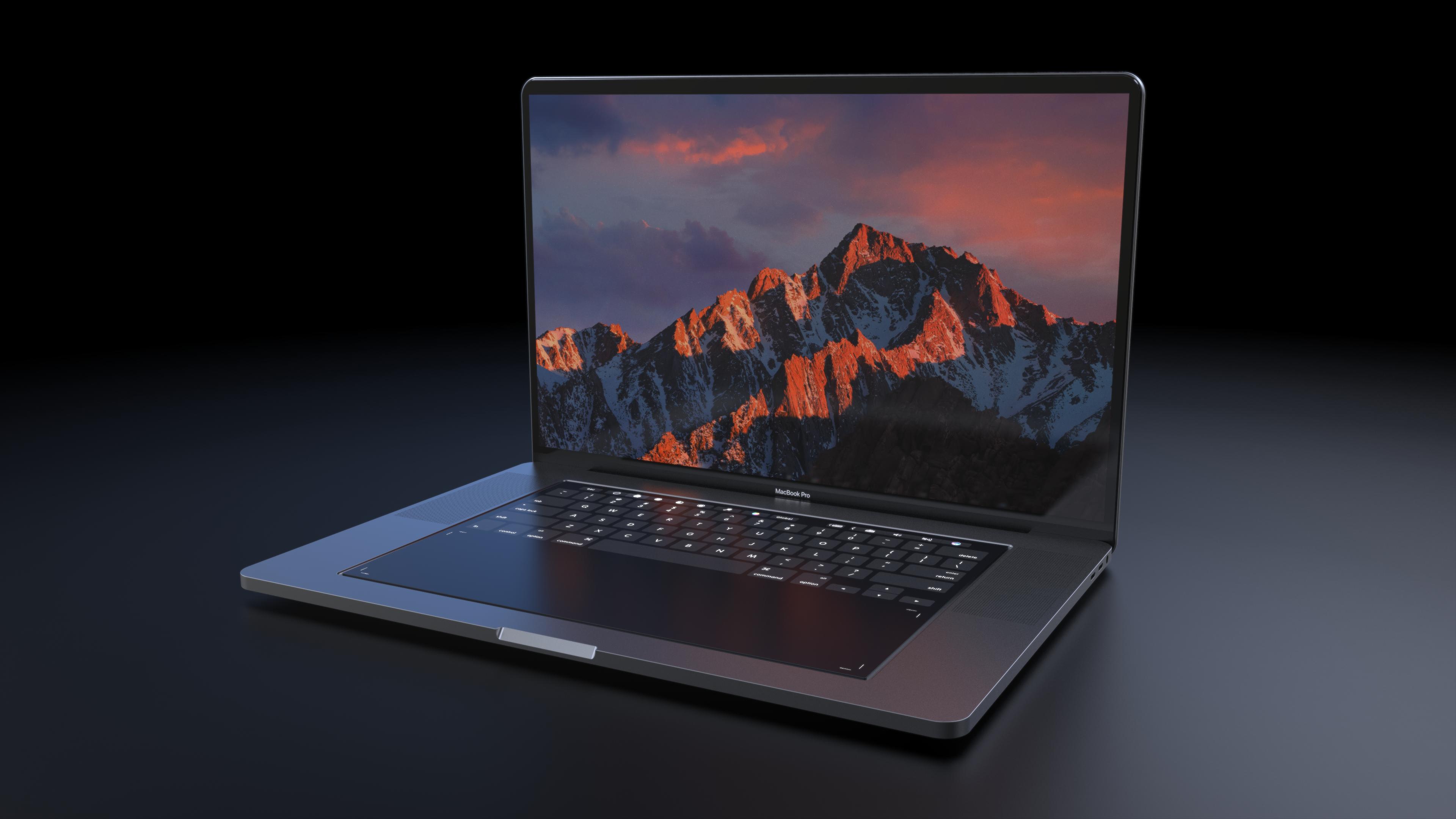 Resultado de imagem para Macbook pro concept