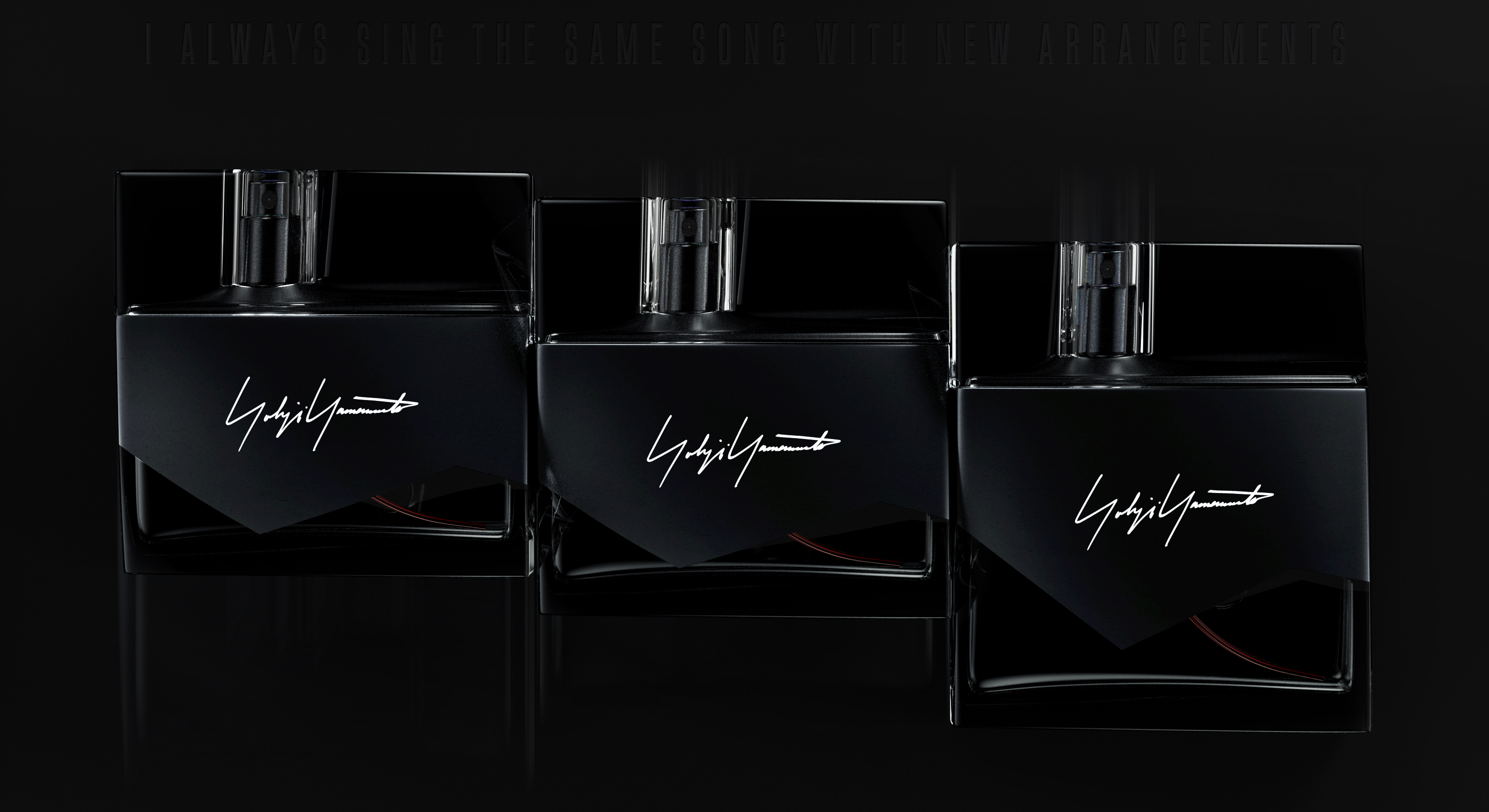 Yamamoto - perfume popular Japanese brand 86