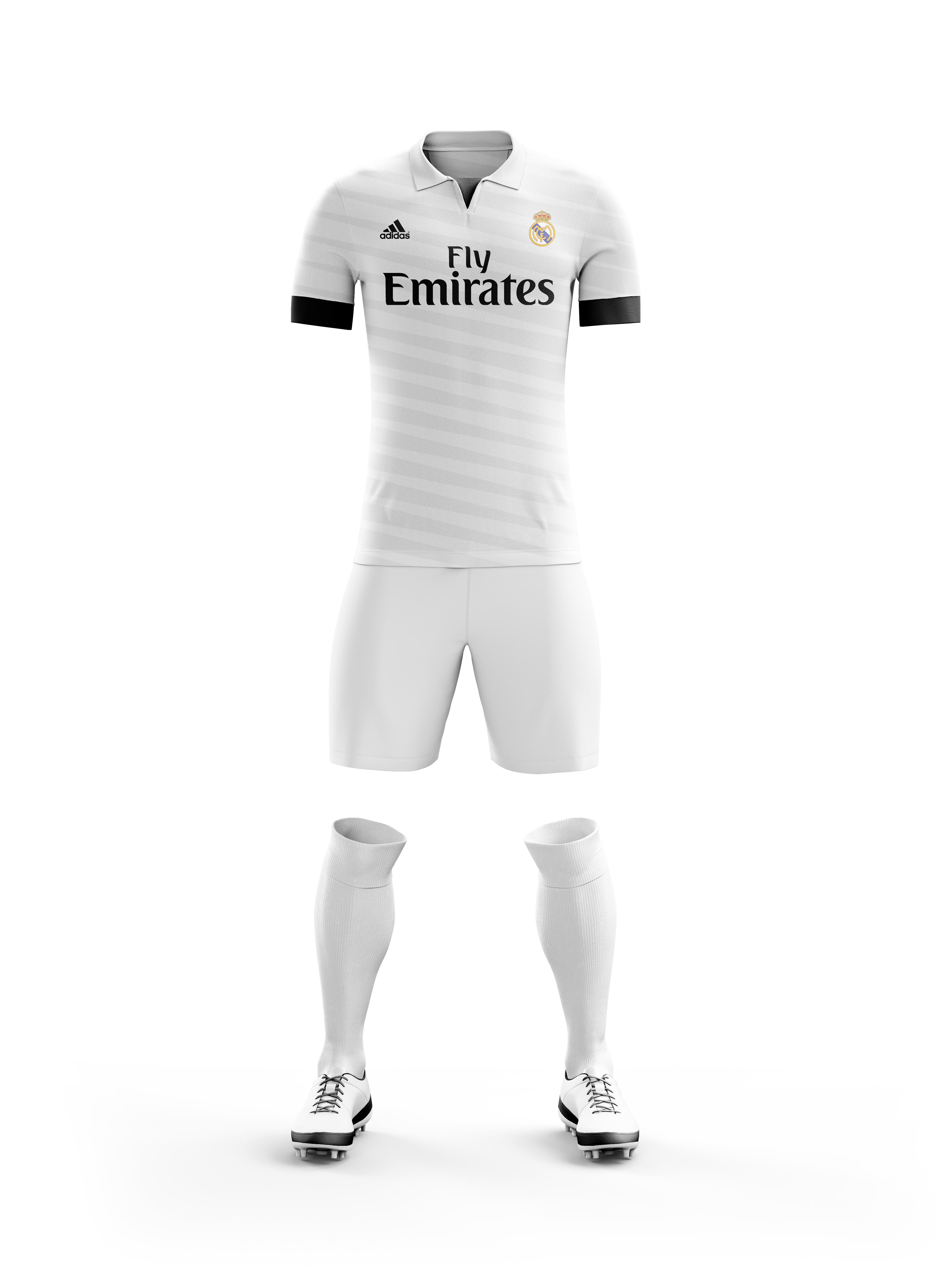 Soccer Kits V1 On Behance