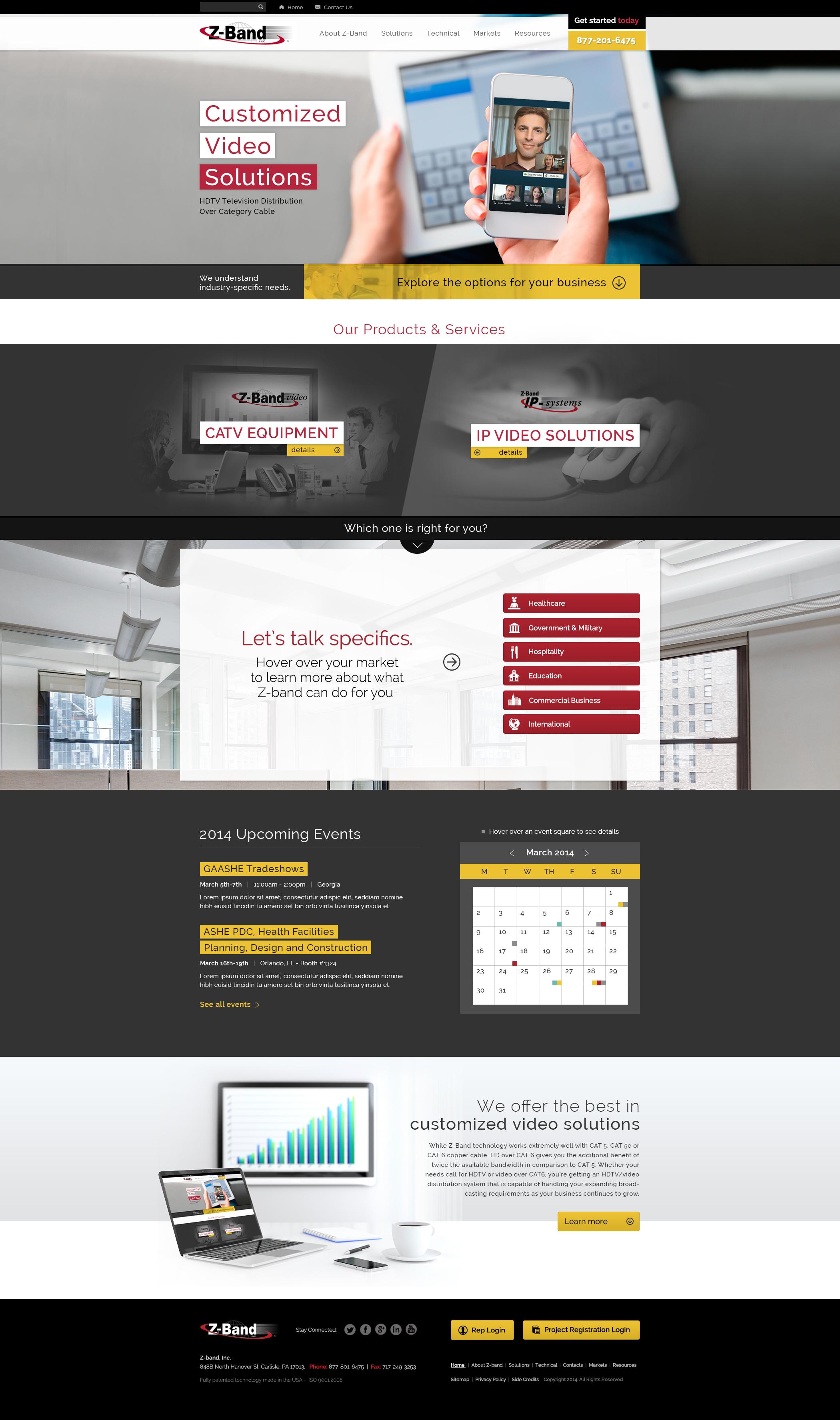 Kelcey Hurst Graphic Web Designer Lancaster Pa Website Design For Z Band