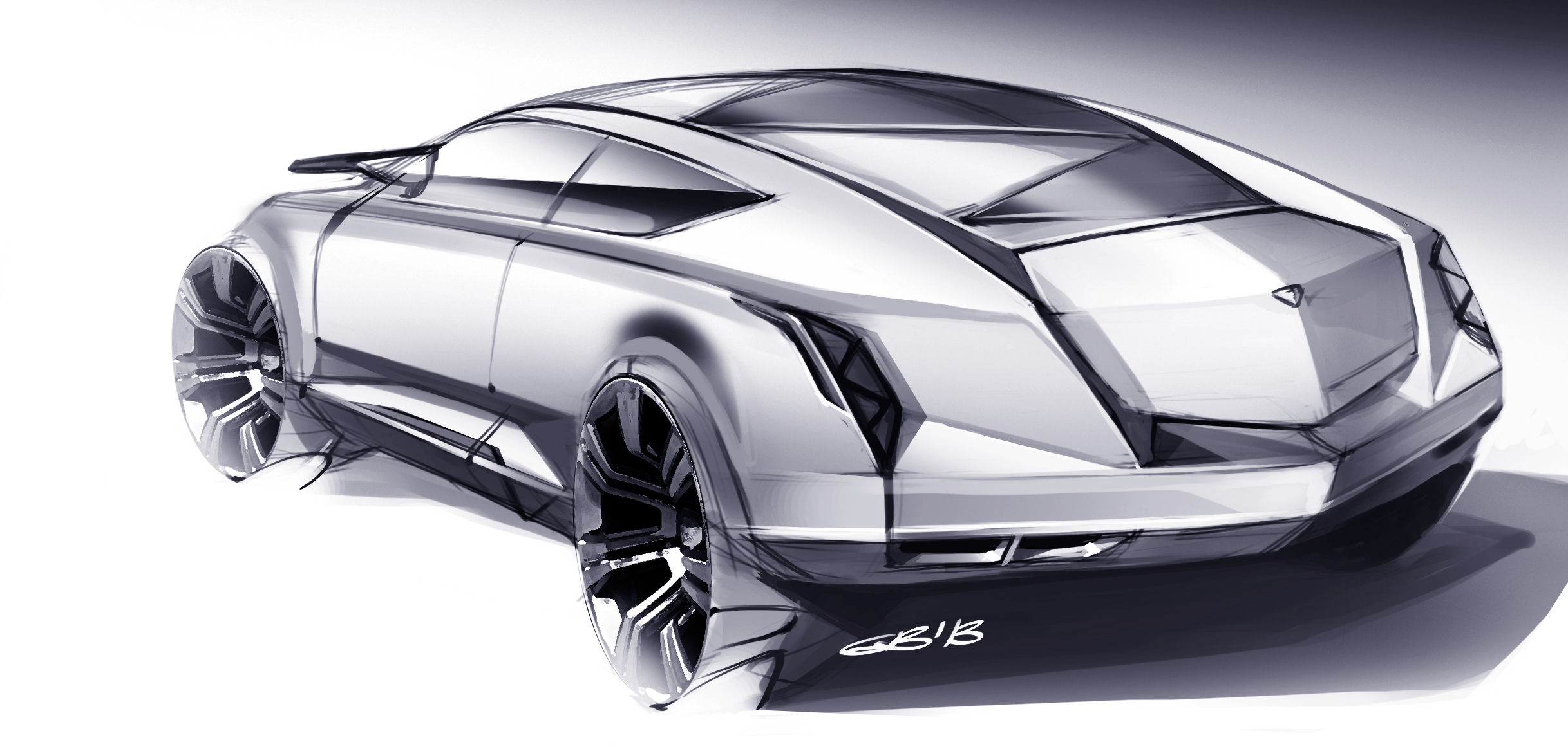 Cars Design Sketch