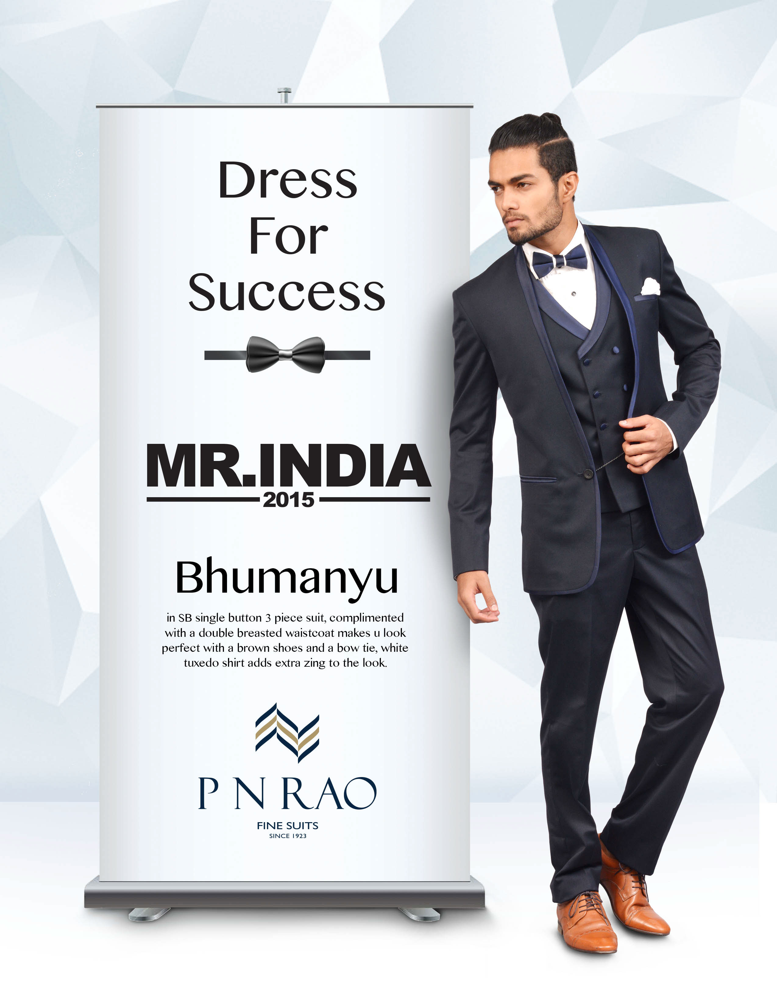pn rao dress for success campaign shoot on behance