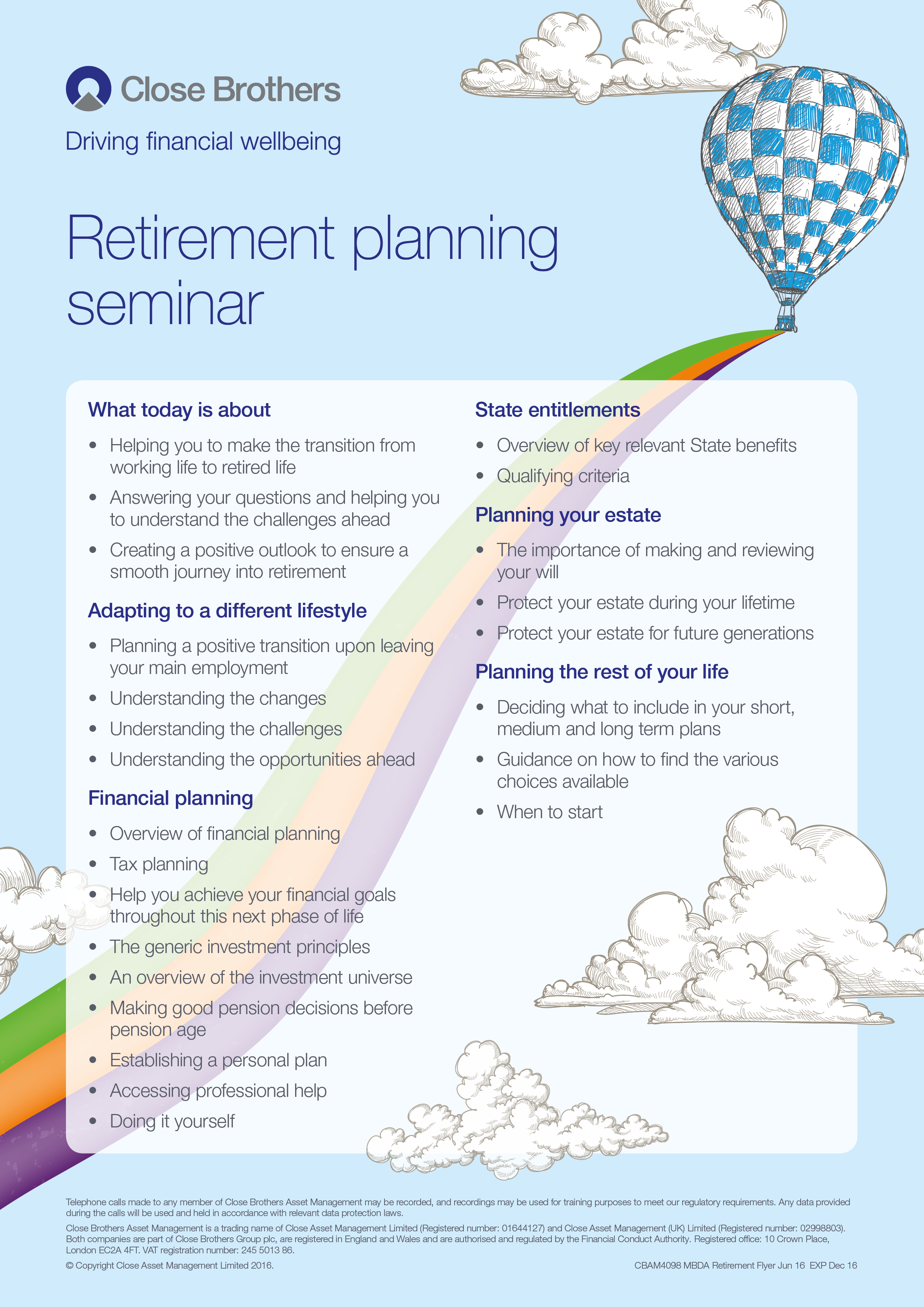jay olley flyers financial planning