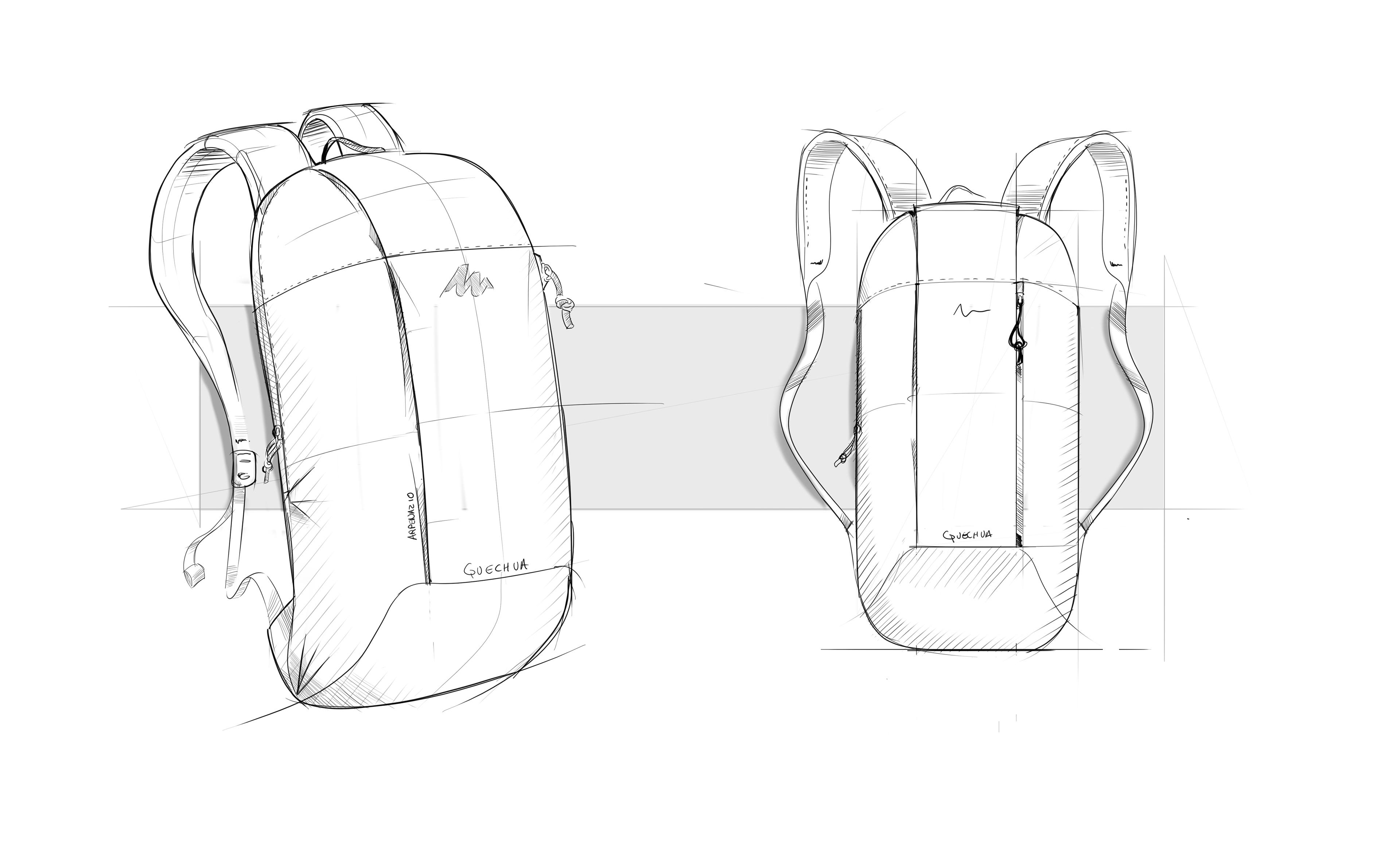 указатели подсказывают, чертежи рюкзака фото оригинальные рюкзаки возрасте мальков