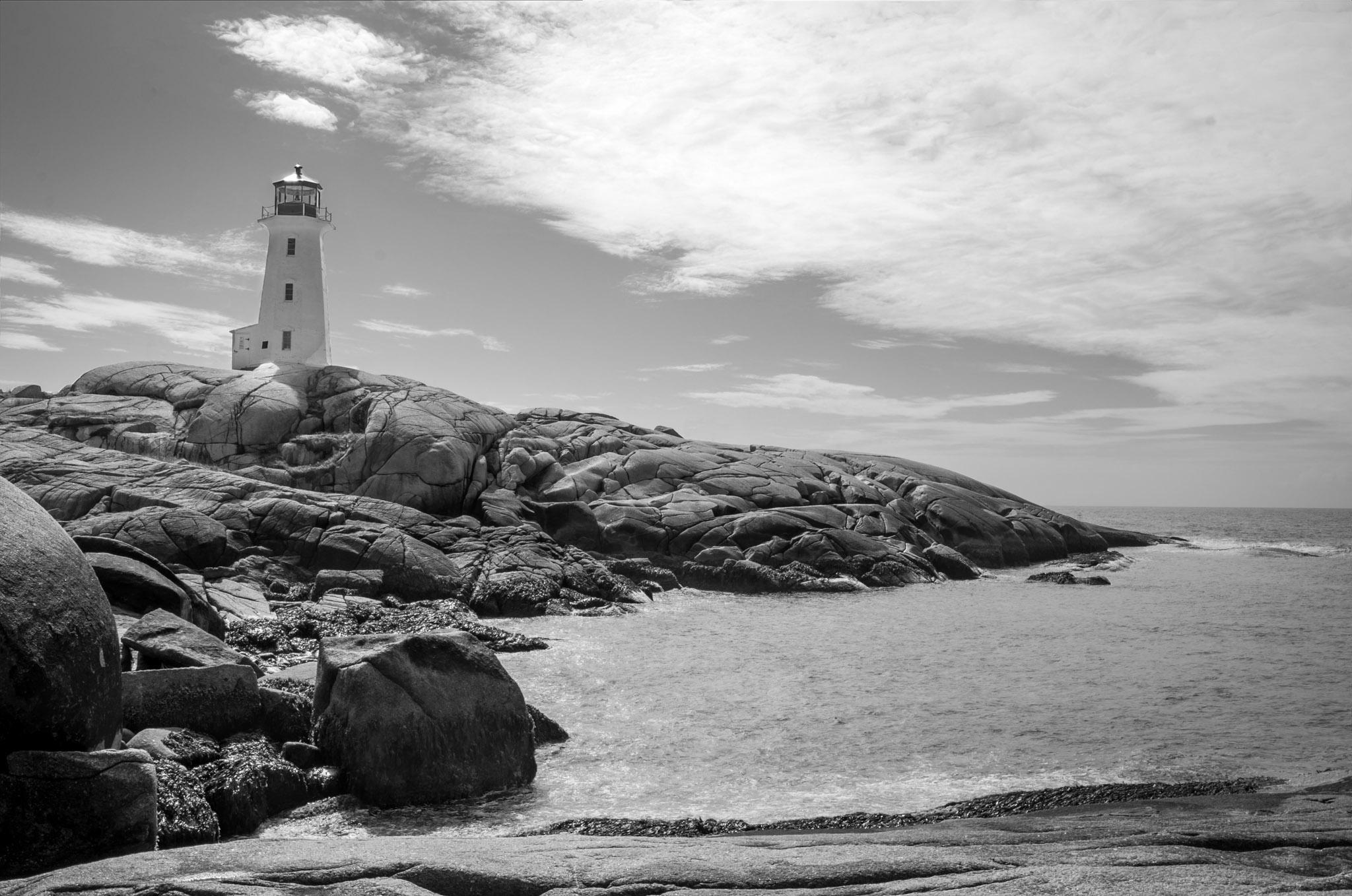 Guardian, Peggy's Cove, Nova Scotia, Canada