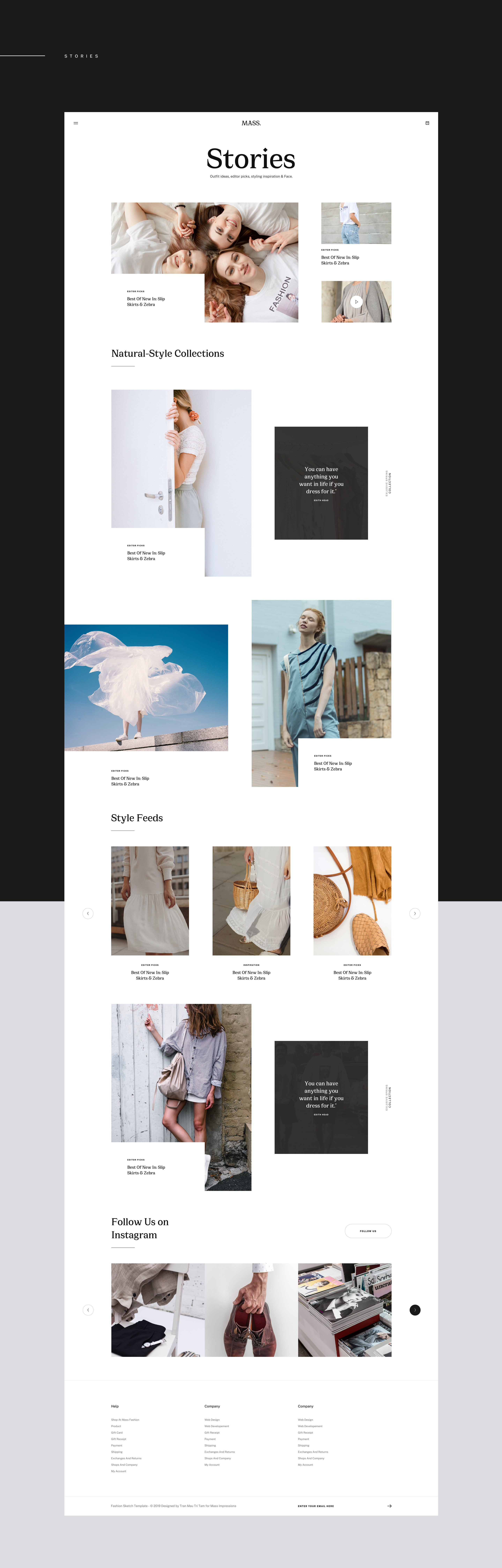 Mi Fashion Free Sketch Template Freeui Design Ui Design Freebies Free Ui Kit Icons Mockups