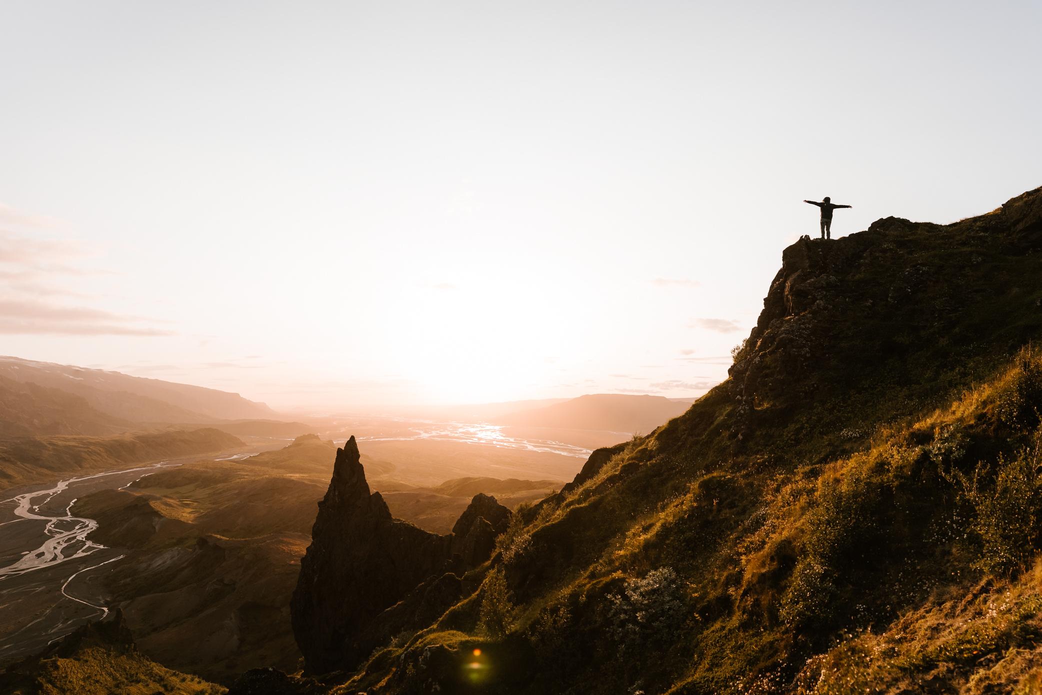 Explore the Golden Thórsmörk, Iceland with Marina Weishaupt