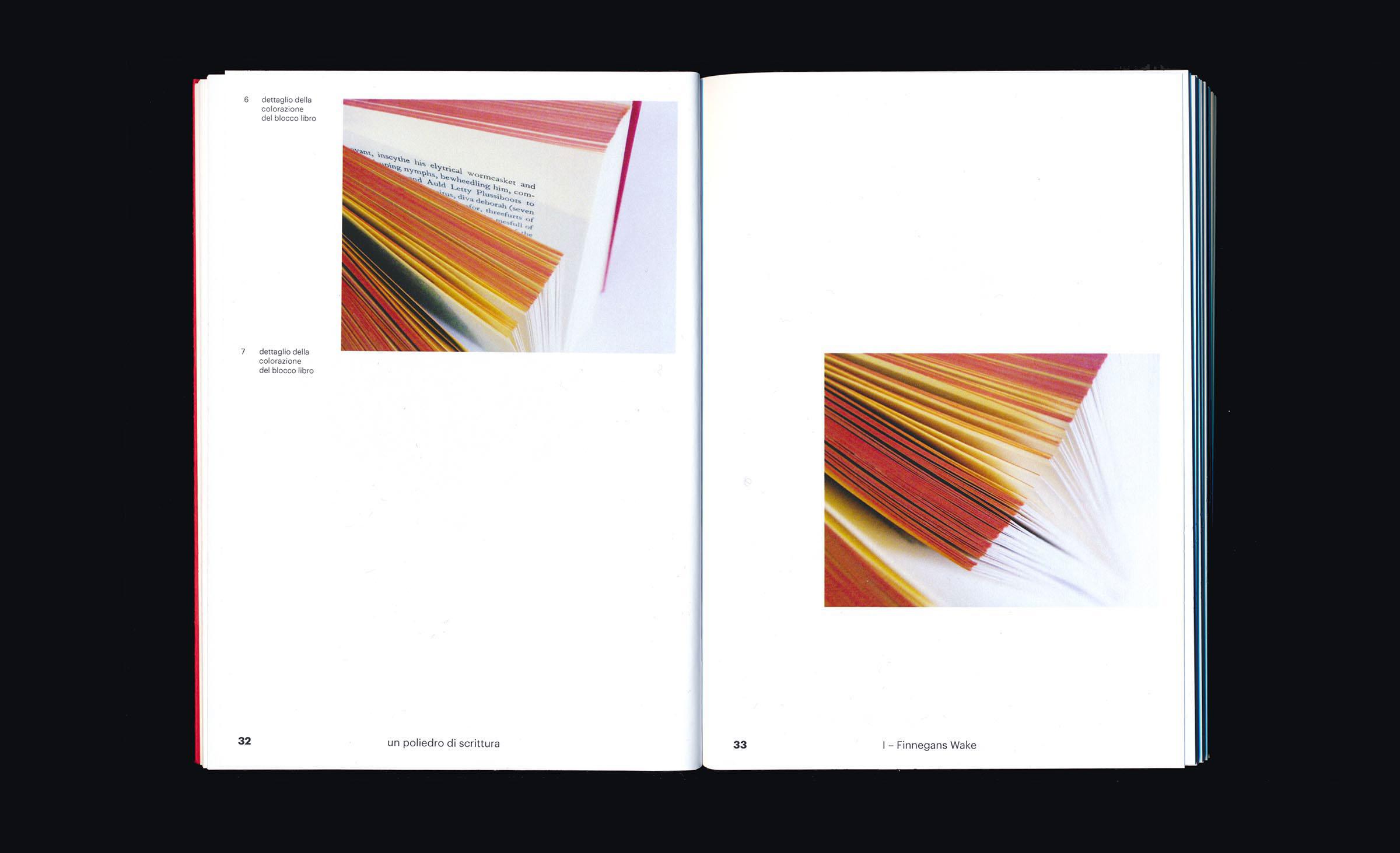 Un poliedro di scrittura — Bibliogramma on Behance