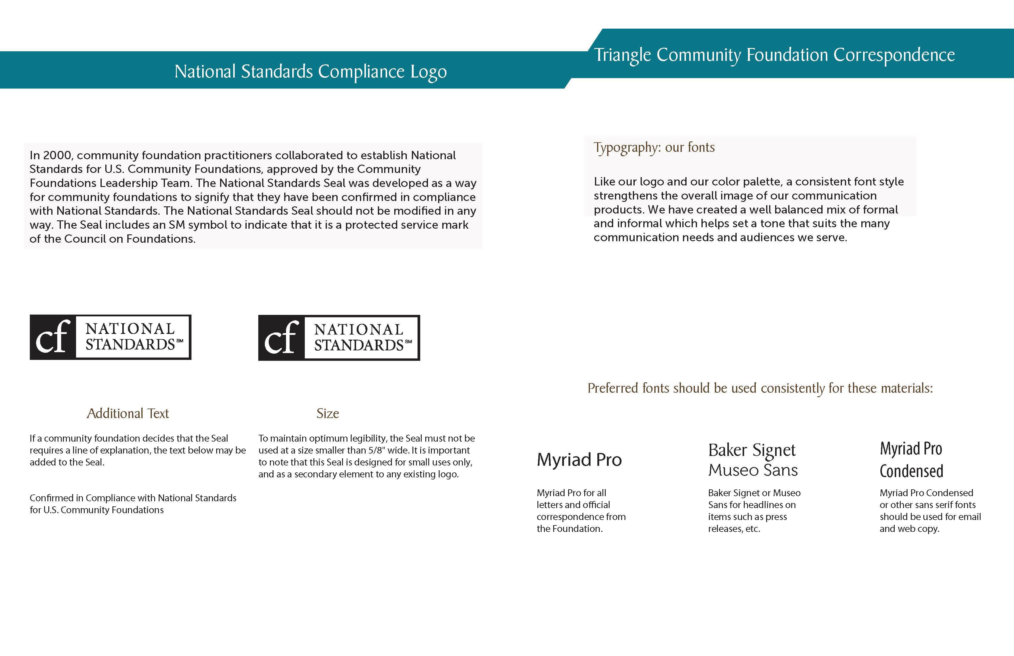 Adrian's Portfolio - Process Book (Triangle Community