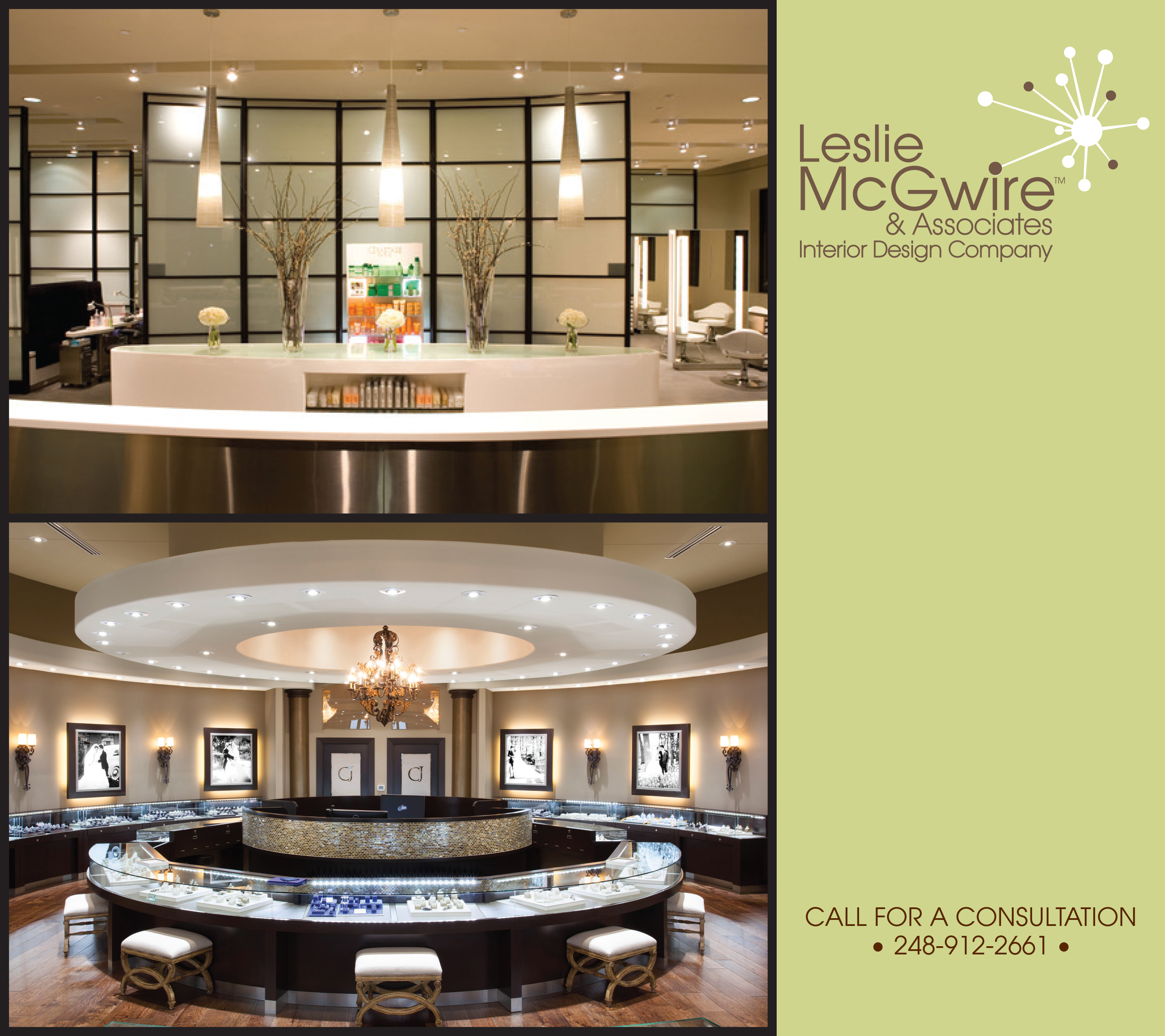 Interior Design Jewelry Stores Retail Spas Salons on Behance