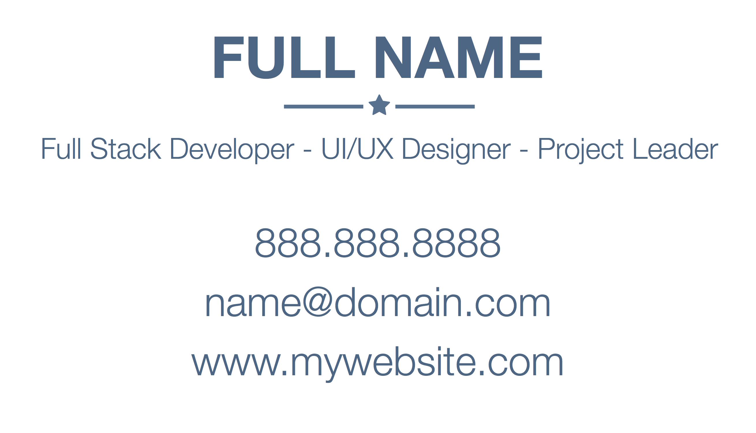 android developer business card set on behance