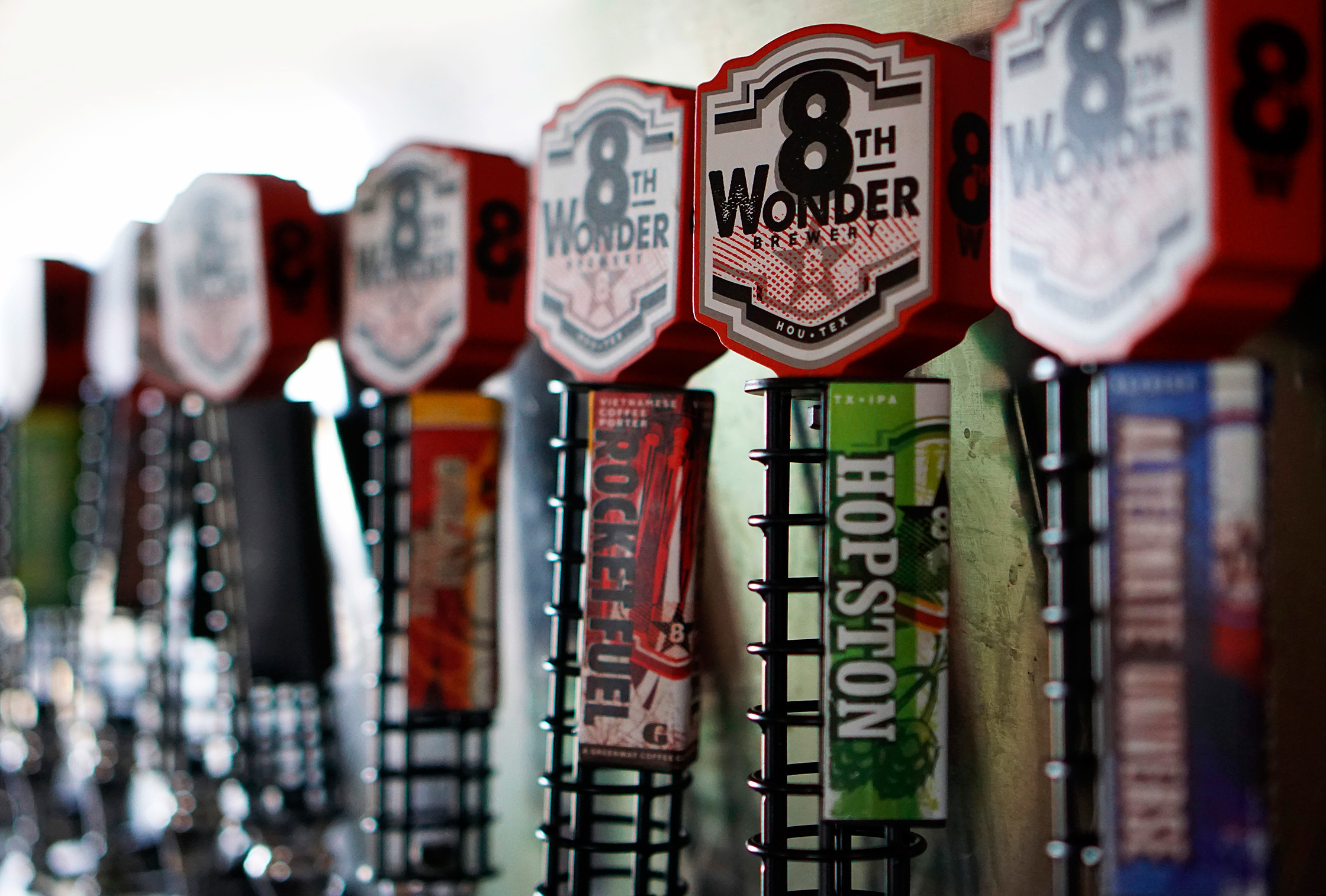 Good Project | creative brand specialists - 8th Wonder Brewery