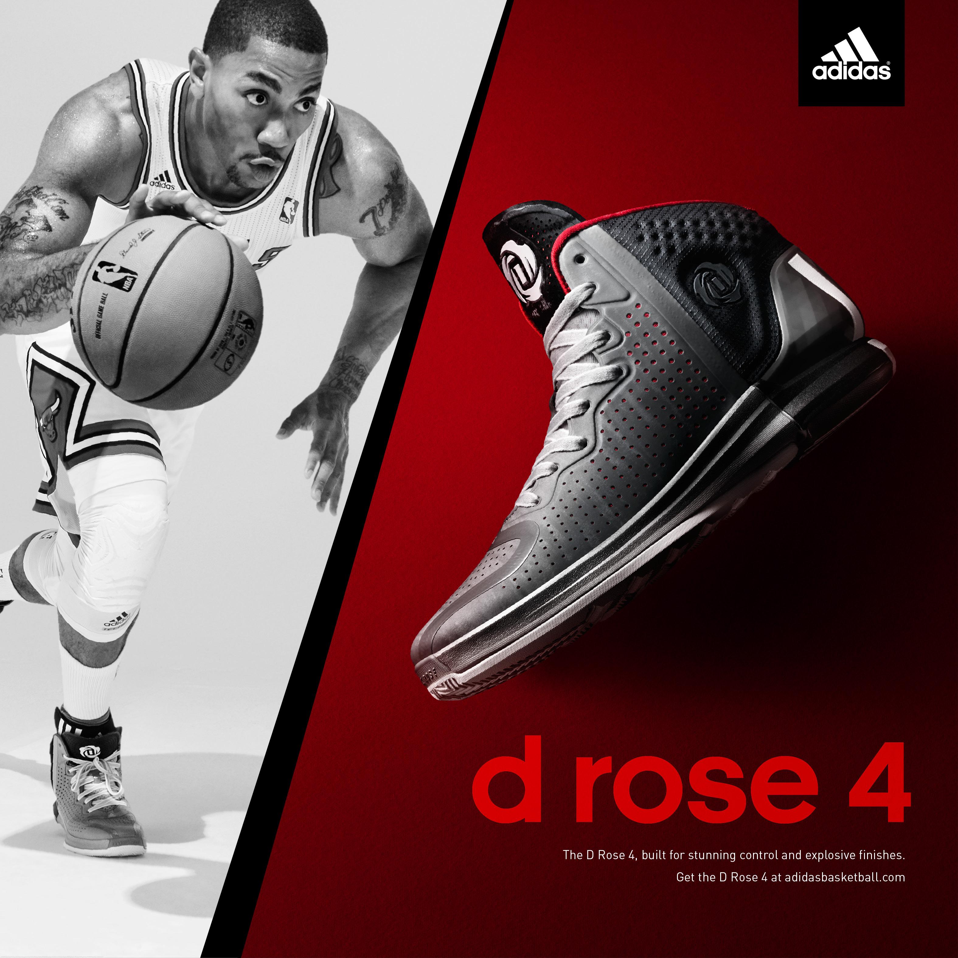adidas d rose campaign