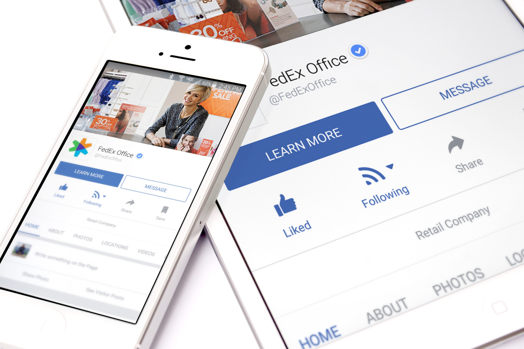 FedEx fice National Promo Social Campaigns on Behance