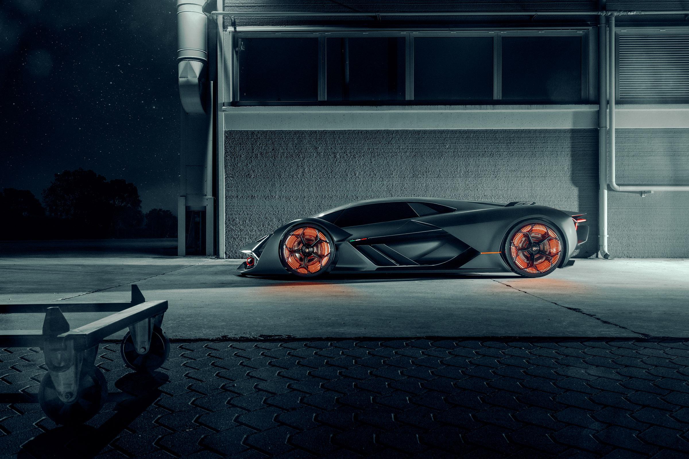 Lamborghini Terzo Millennio by Philipp Rupprecht