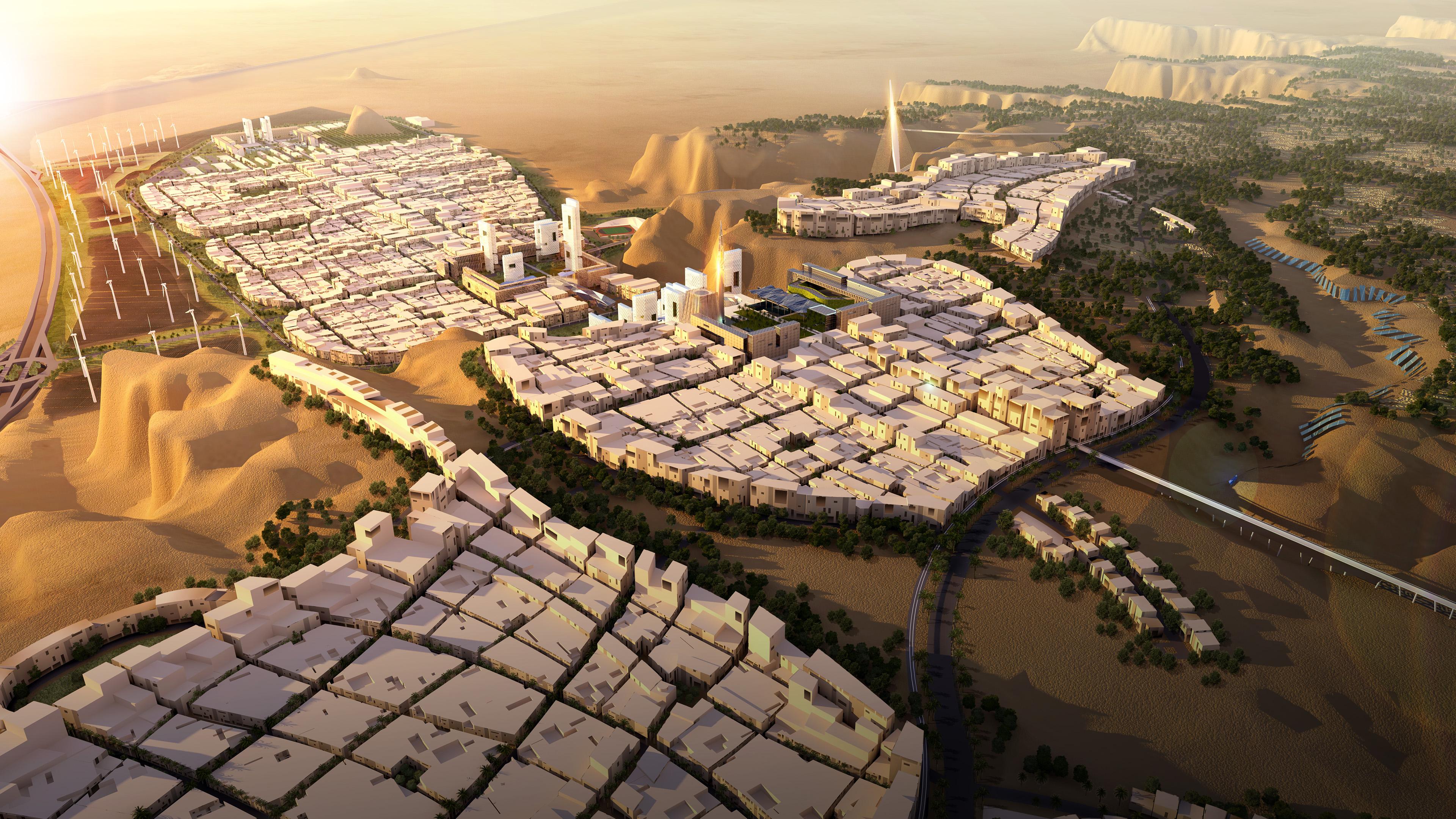 Davin Hong - King Abdullah City for Atomic and Renewable Energy