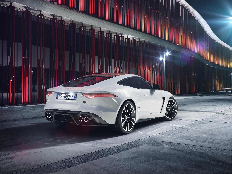 Jaguar F-Type Coupe  № 2429510 бесплатно