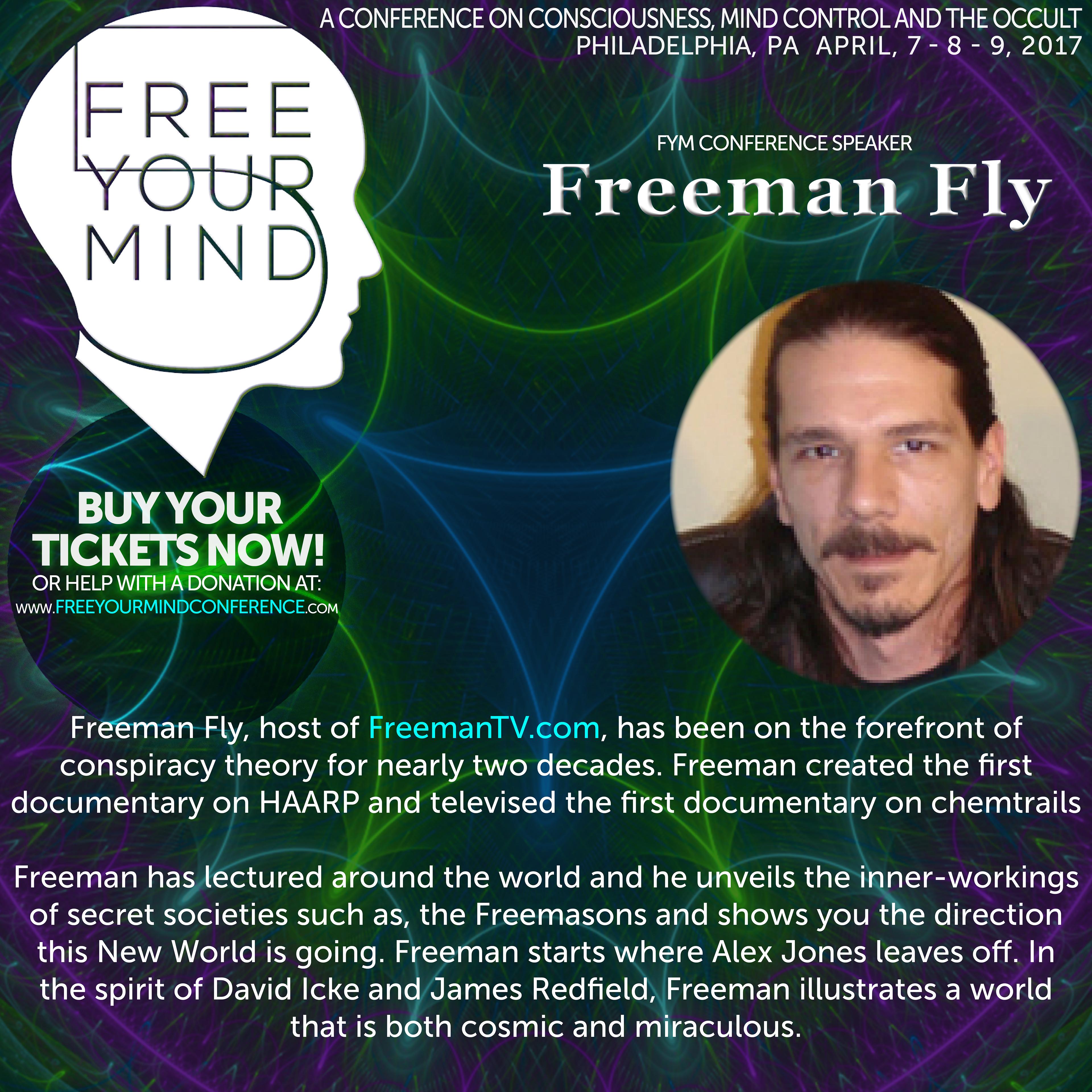 Flyer Design Free Your Mind Conference 5 On Behance