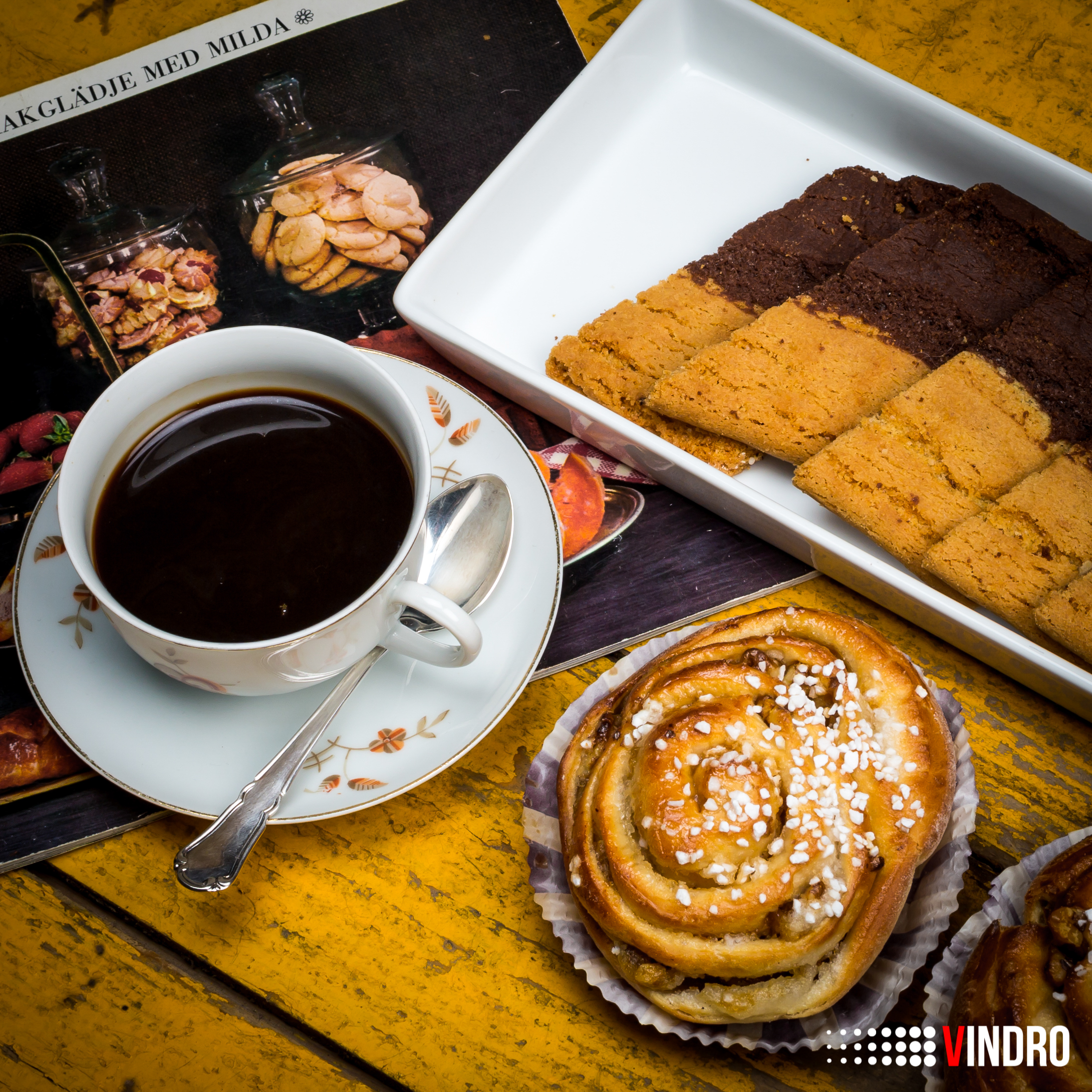 MUNGES BAGERI & CAFÉ - BAKVERK