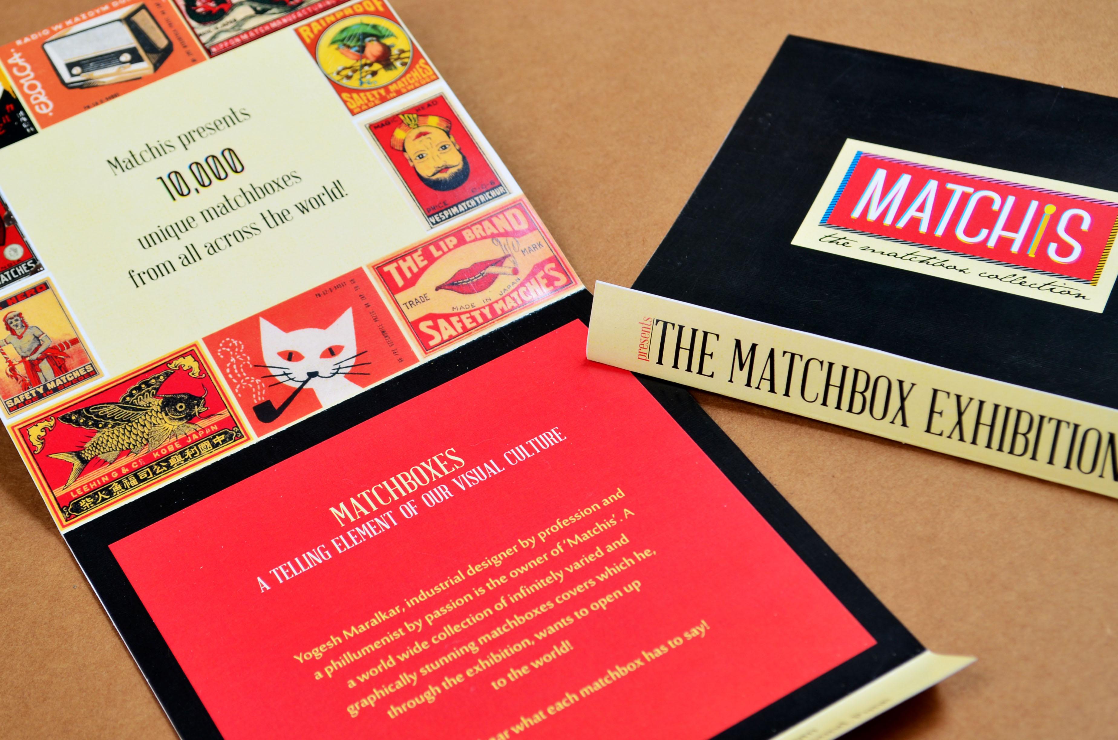 Designer Matchboxes matchis- the matchbox exhibition on behance