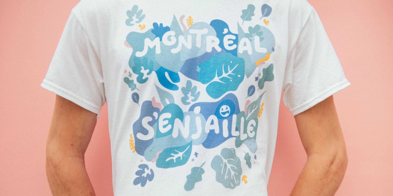 Montréal s'enjaille