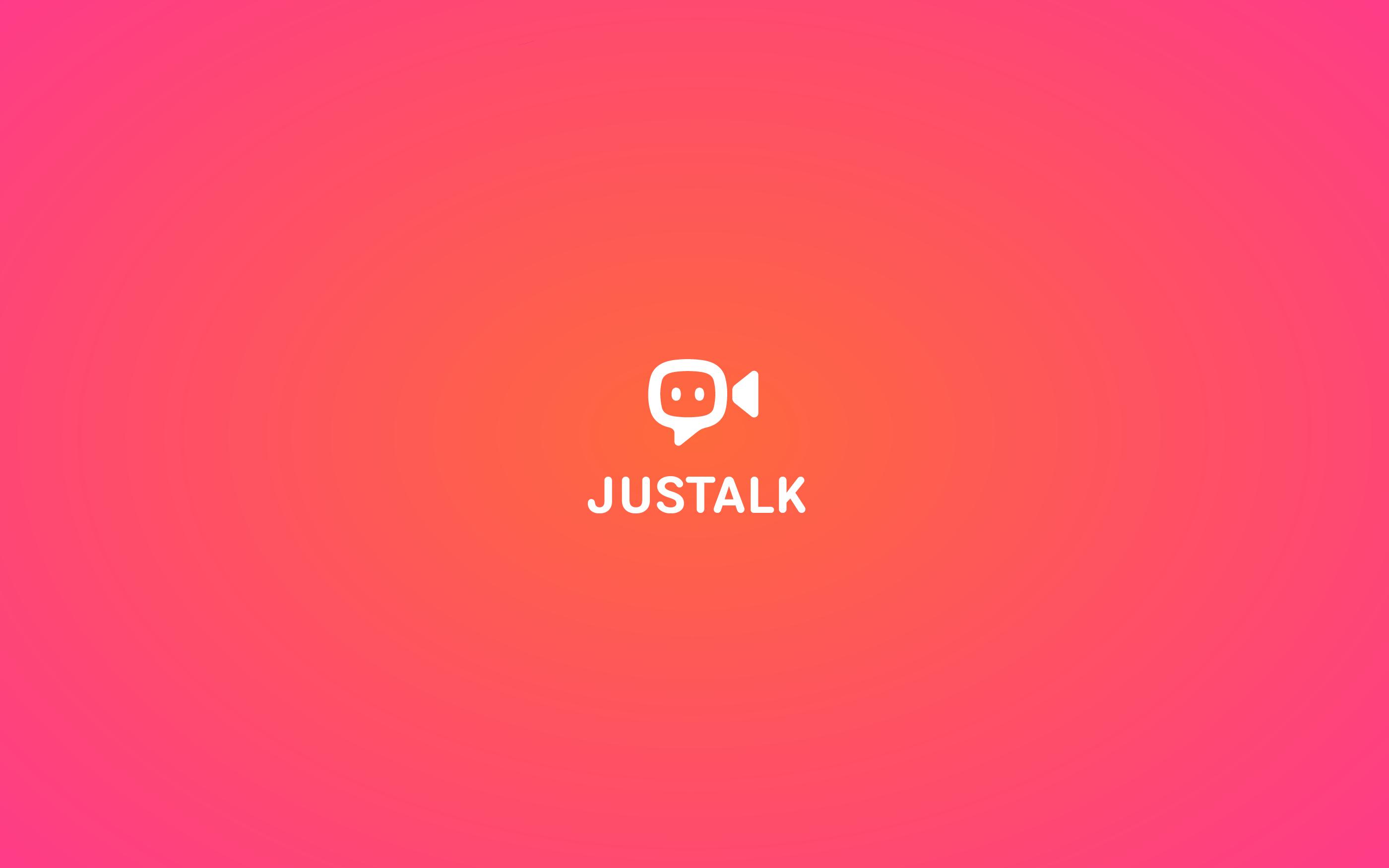 JusTalk Brand Identity on Behance