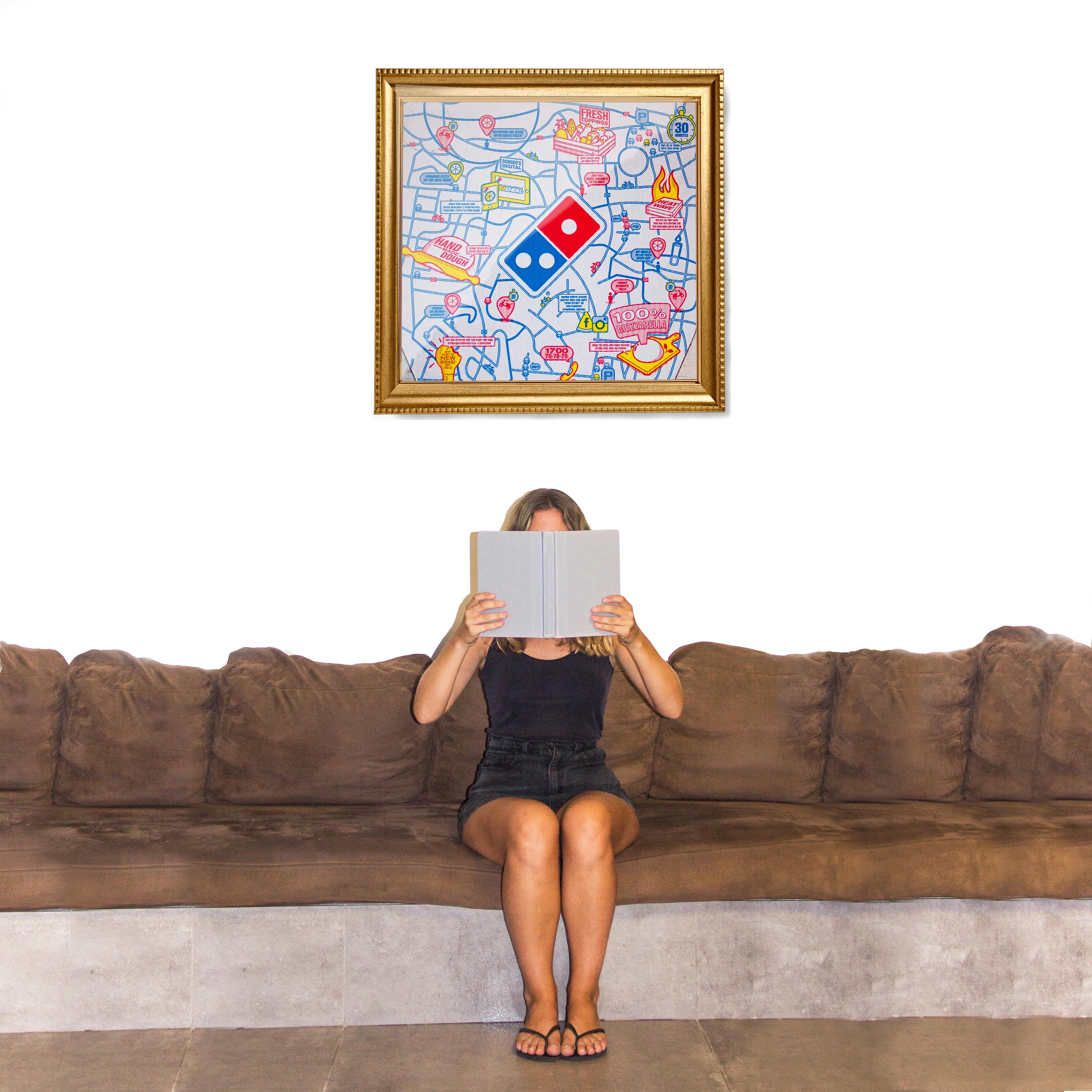 Domino\'s Pizza on Behance