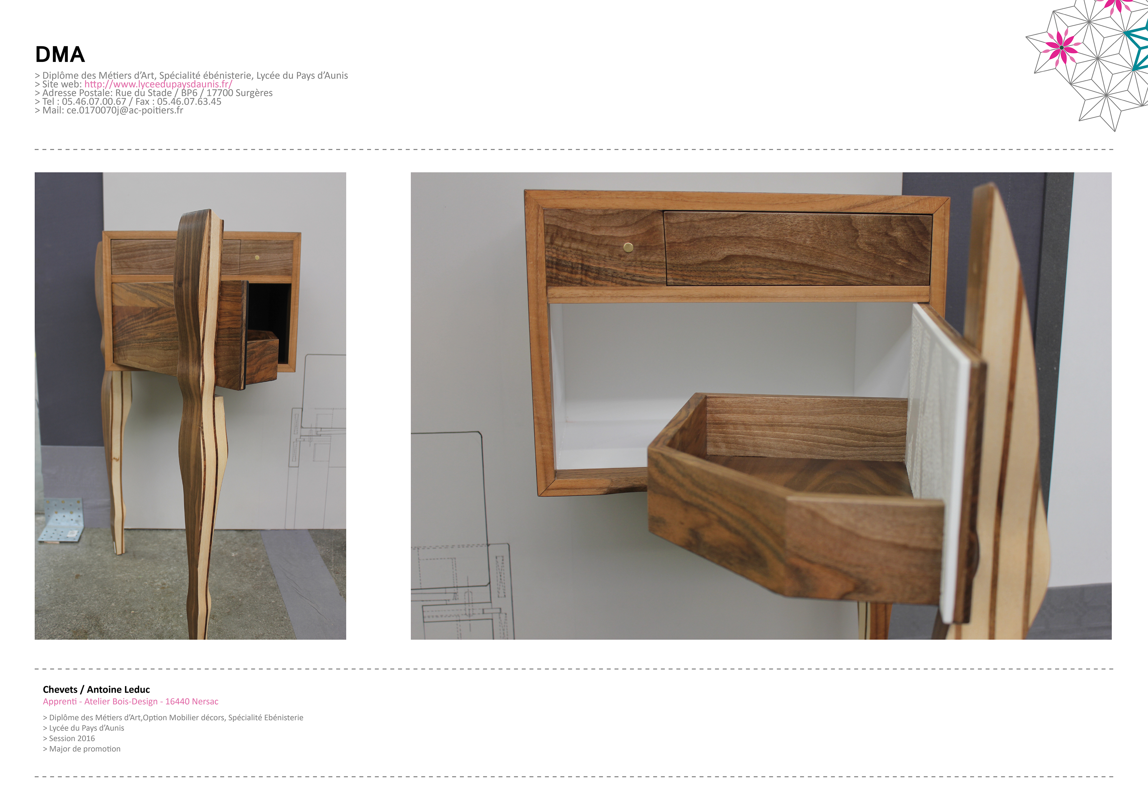 ebeniste la rochelle meubles sur mesure raymond solomas. Black Bedroom Furniture Sets. Home Design Ideas