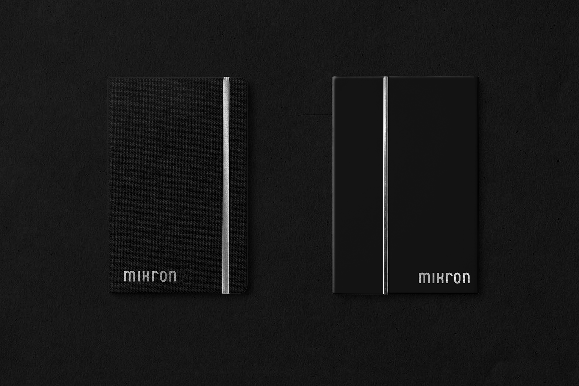 Brand Identity for Mikron, a leading microelectronic enterprise in Europe