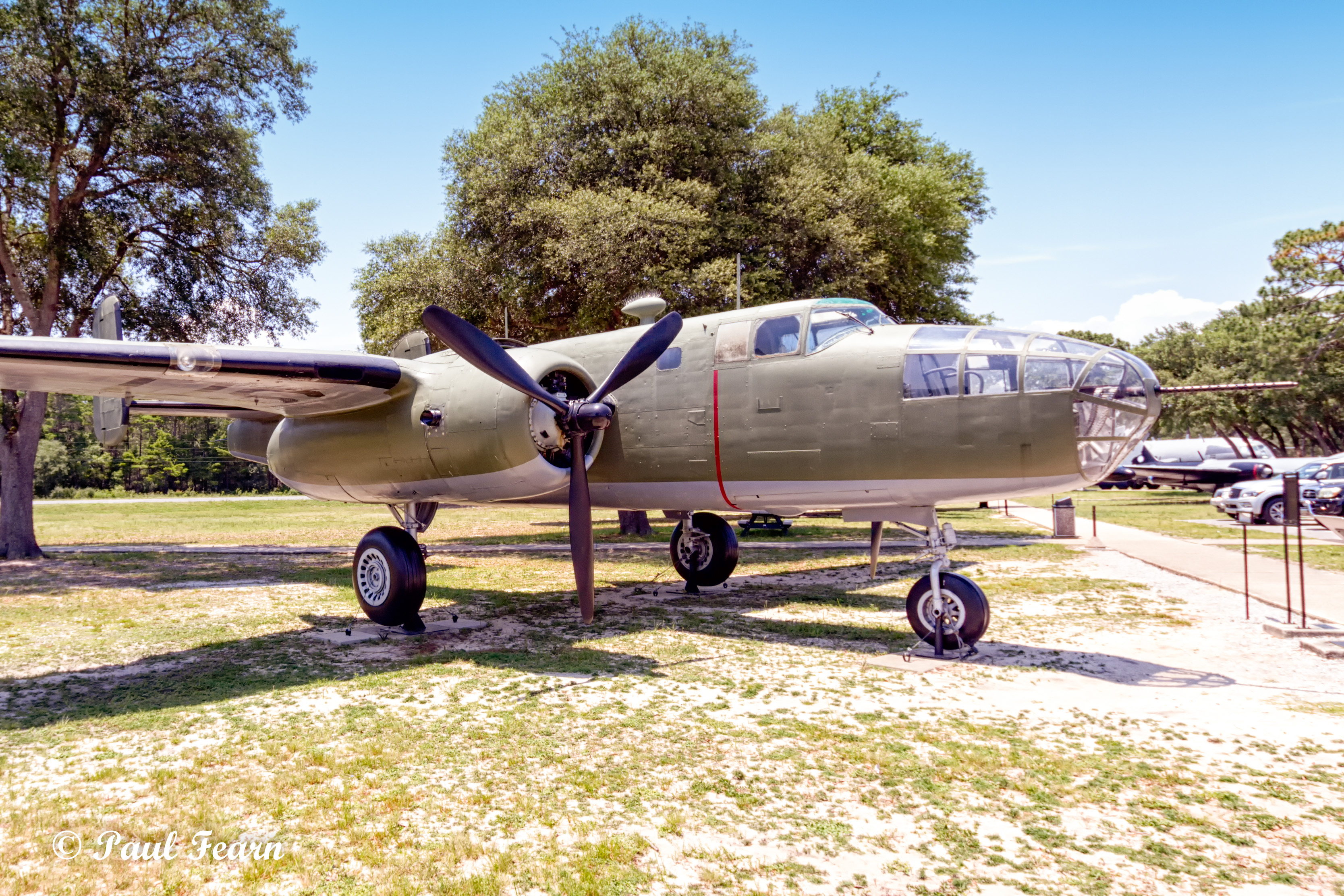 pjf aviation photography north american tb 25j 25 nc mitchell 44 30854 the last b 25 in the usaf inventory marked as b 25b 40 2344 gen jimmy doolittle s aircraft on the tokyo