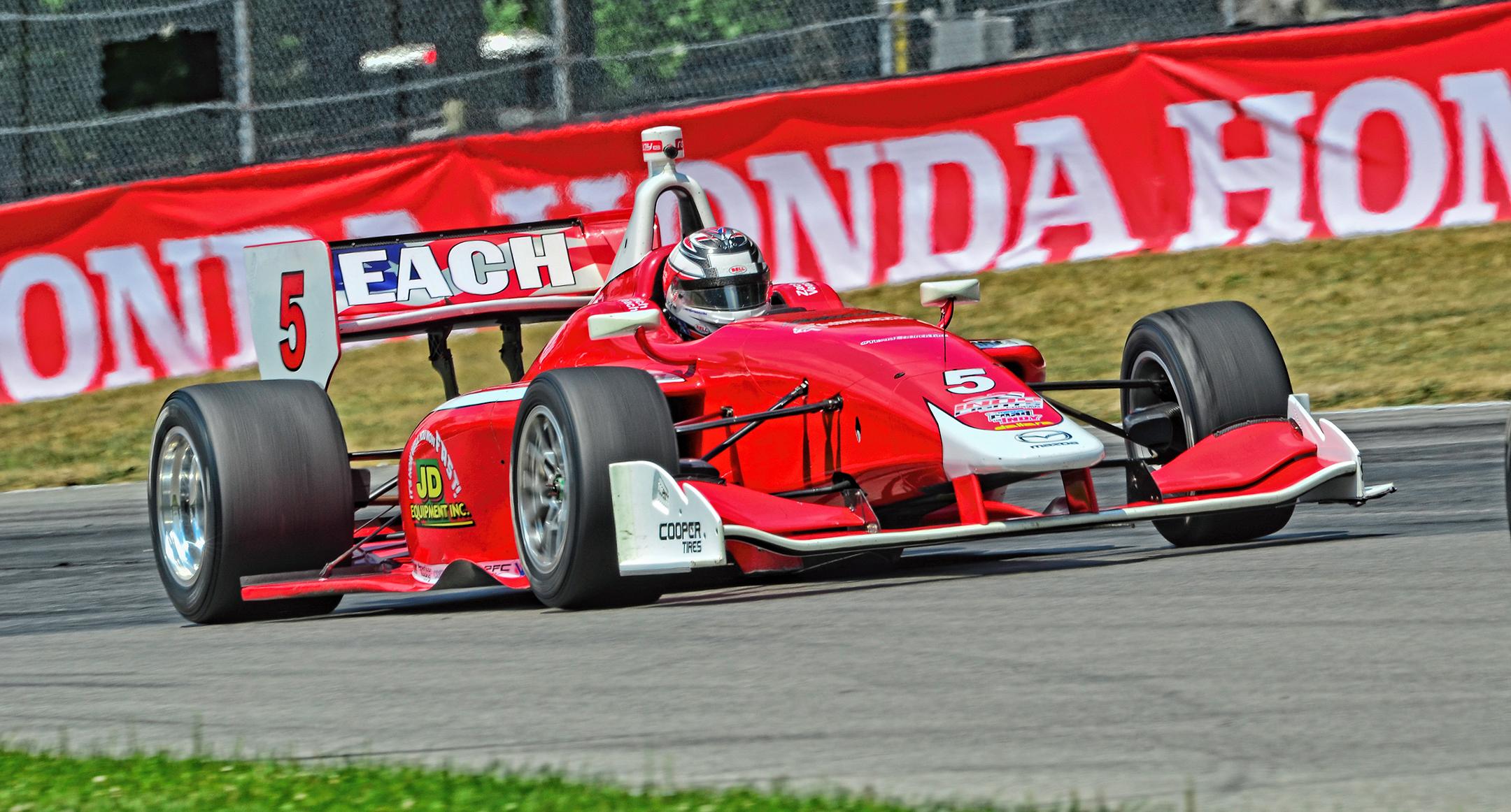 Resultado de imagem para Mid-Ohio Sports Car Course 2016 indylights