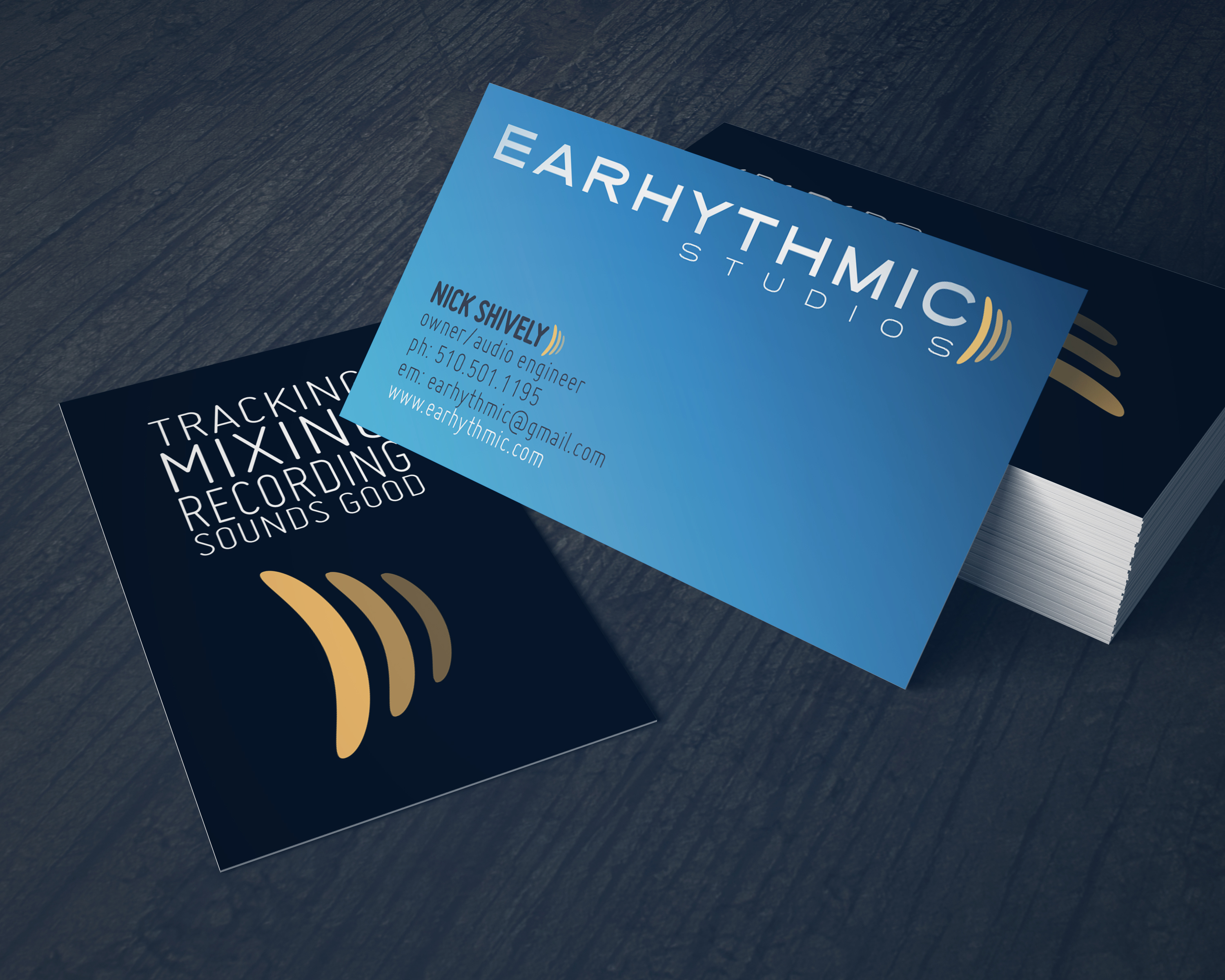 Christian linares branding project for earhythmic studios magicingreecefo Images
